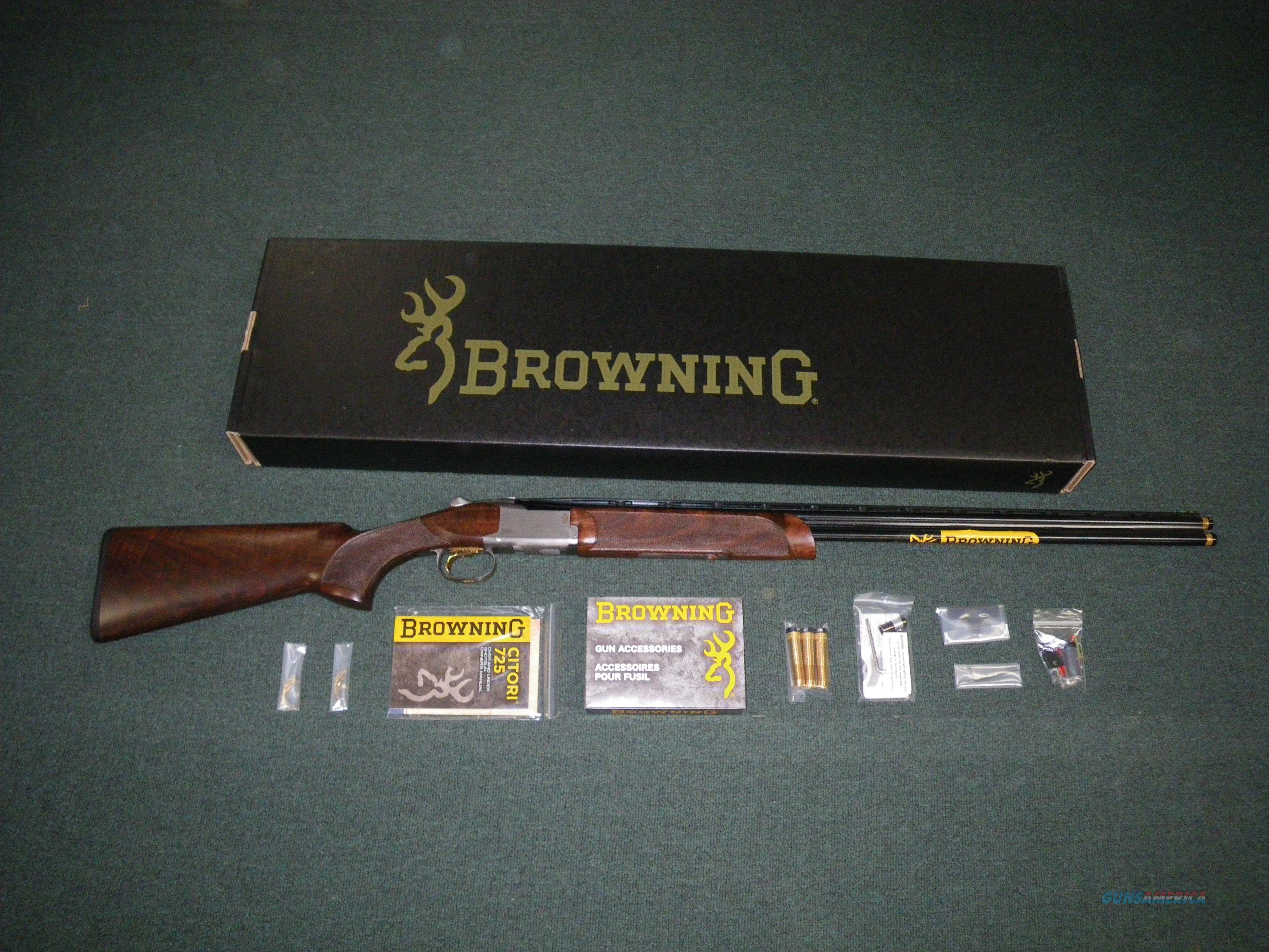 "Browning Citori 725 Sporting 410ga 30"" 3"" Chamber #013531912  Guns > Shotguns > Browning Shotguns > Over Unders > Citori > Hunting"