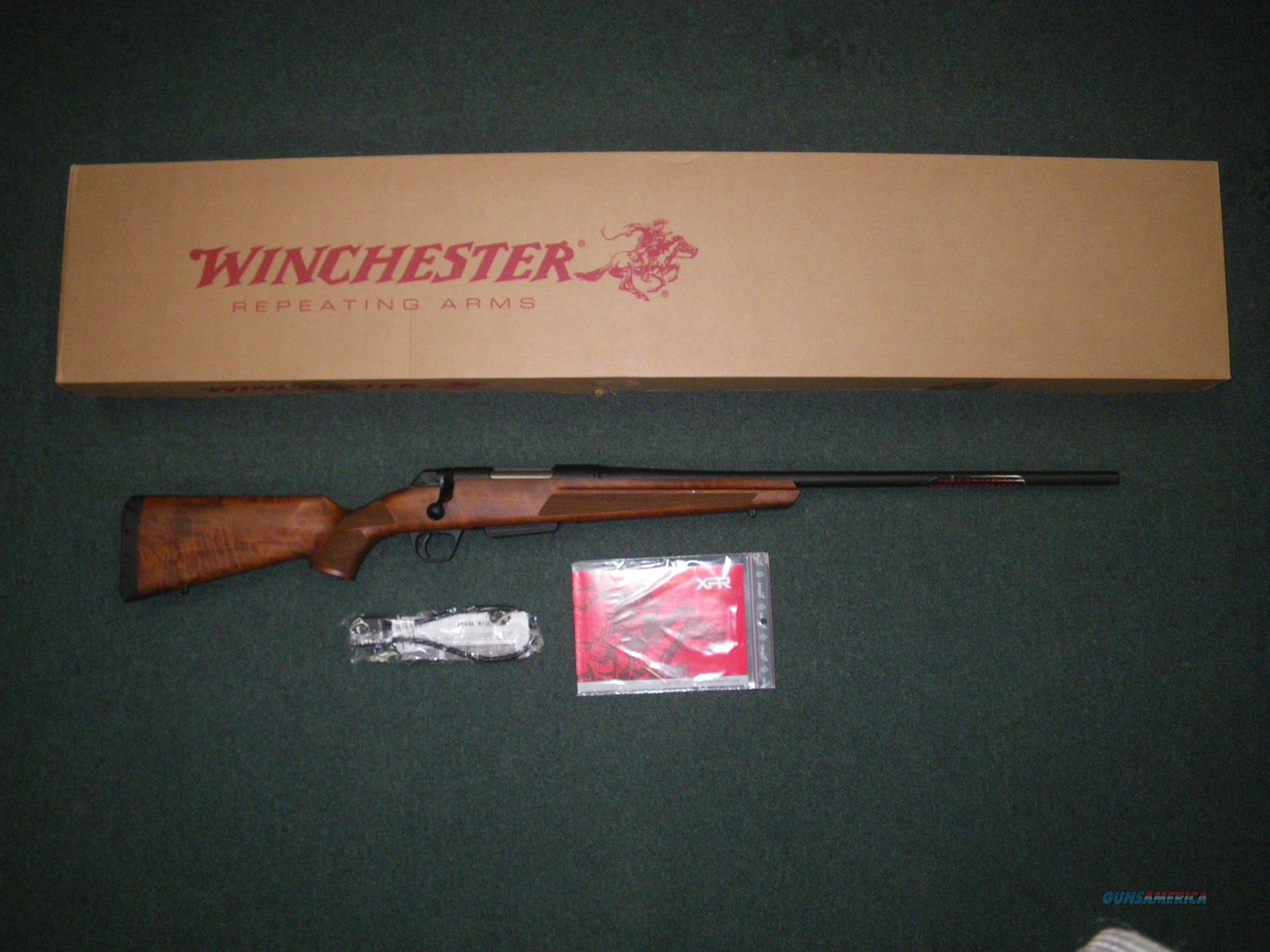 """Winchester XPR Sporter 308 Win 22"""" Barrel NEW 535709220  Guns > Rifles > Winchester Rifles - Modern Bolt/Auto/Single > Other Bolt Action"""