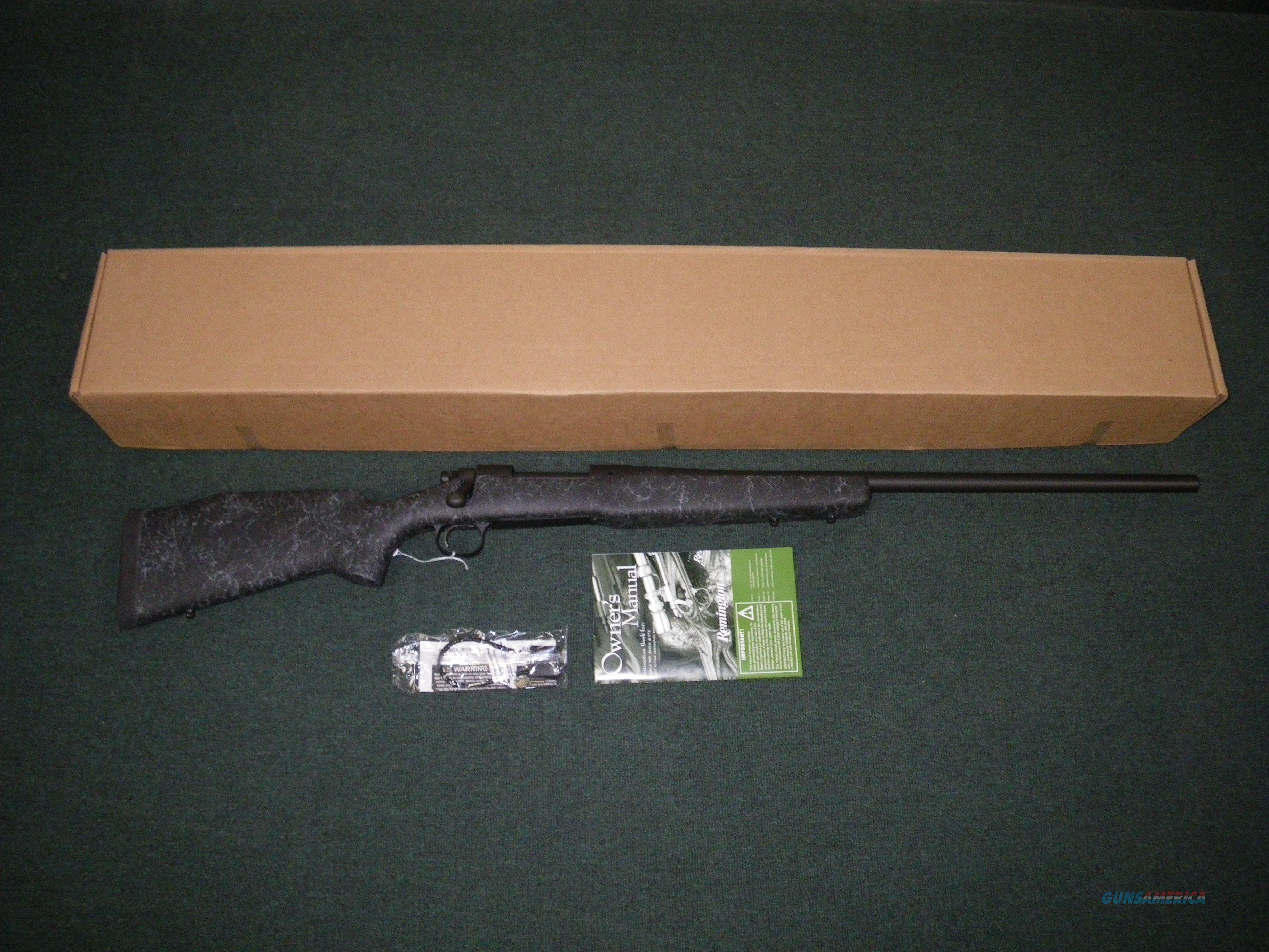 "Remington Model 700 Long Range 7mm Rem Mag 26"" NEW #84163  Guns > Rifles > Remington Rifles - Modern > Model 700 > Sporting"