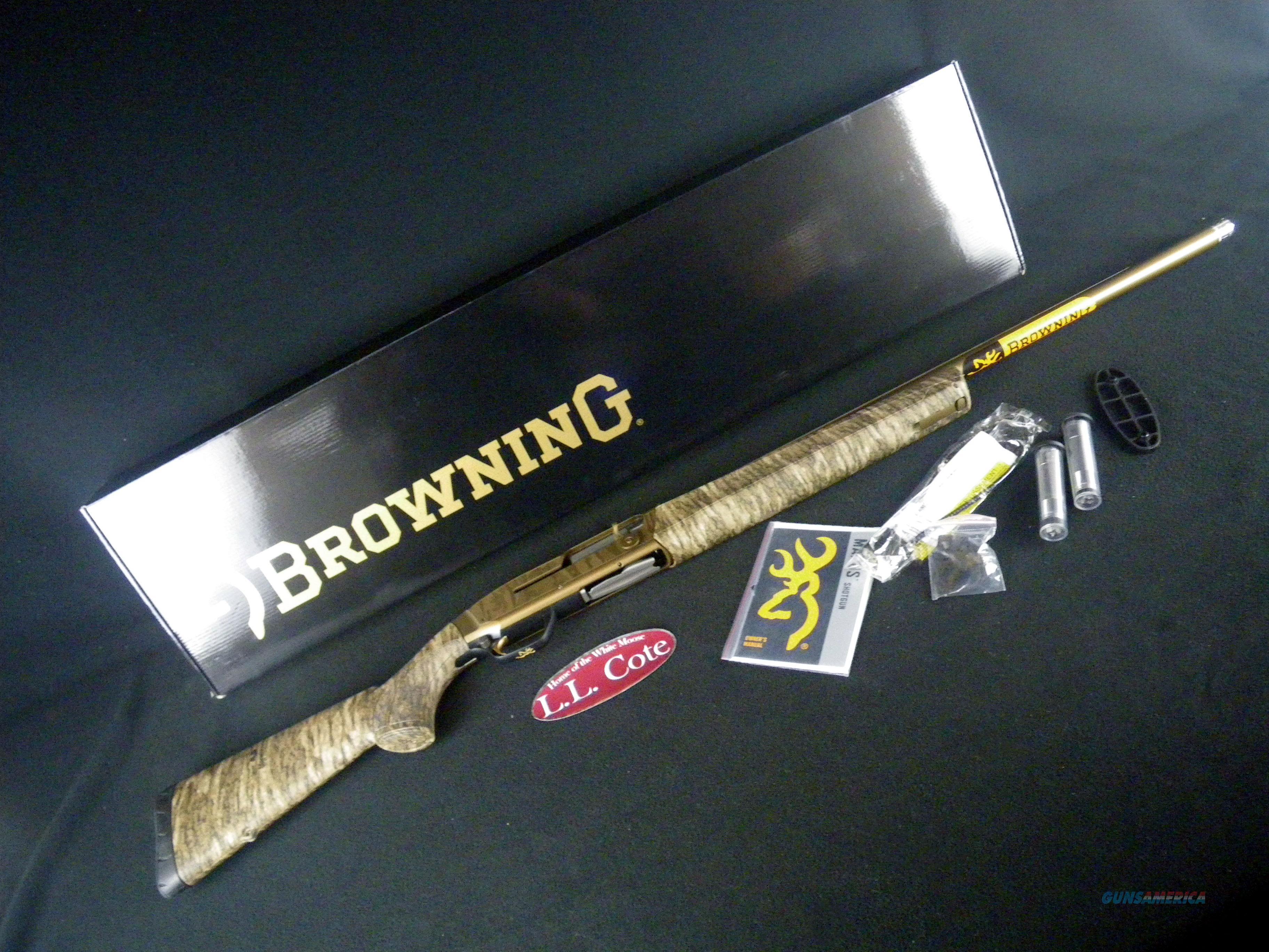 """Browning Maxus Wicked Wing 12ga 26"""" NEW 3.5"""" 011672205  Guns > Shotguns > Browning Shotguns > Autoloaders > Hunting"""