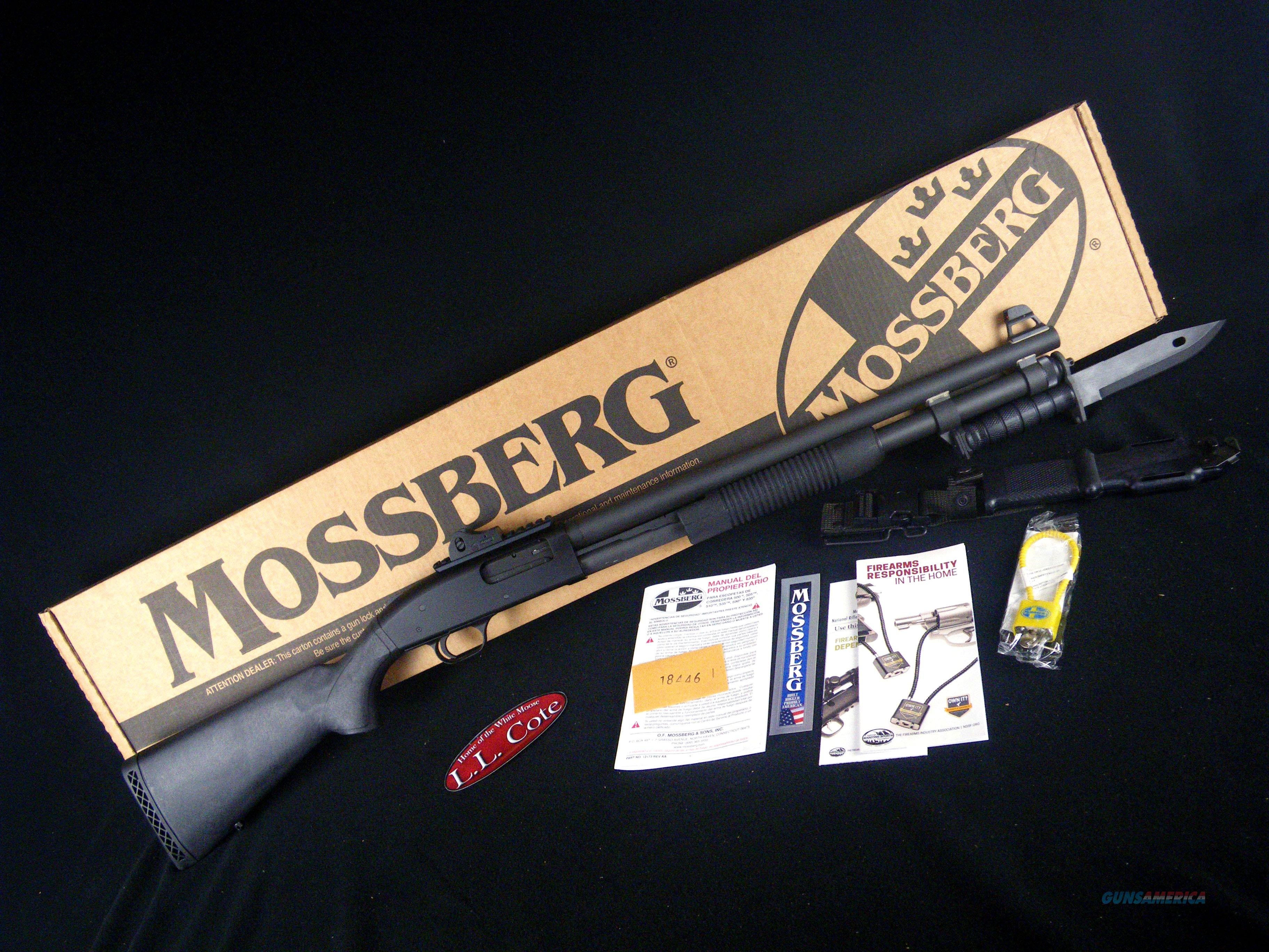 "Mossberg 590A1 9-Shot SPX 12ga 20"" NEW 3"" 50771  Guns > Shotguns > Mossberg Shotguns > Pump > Sporting"
