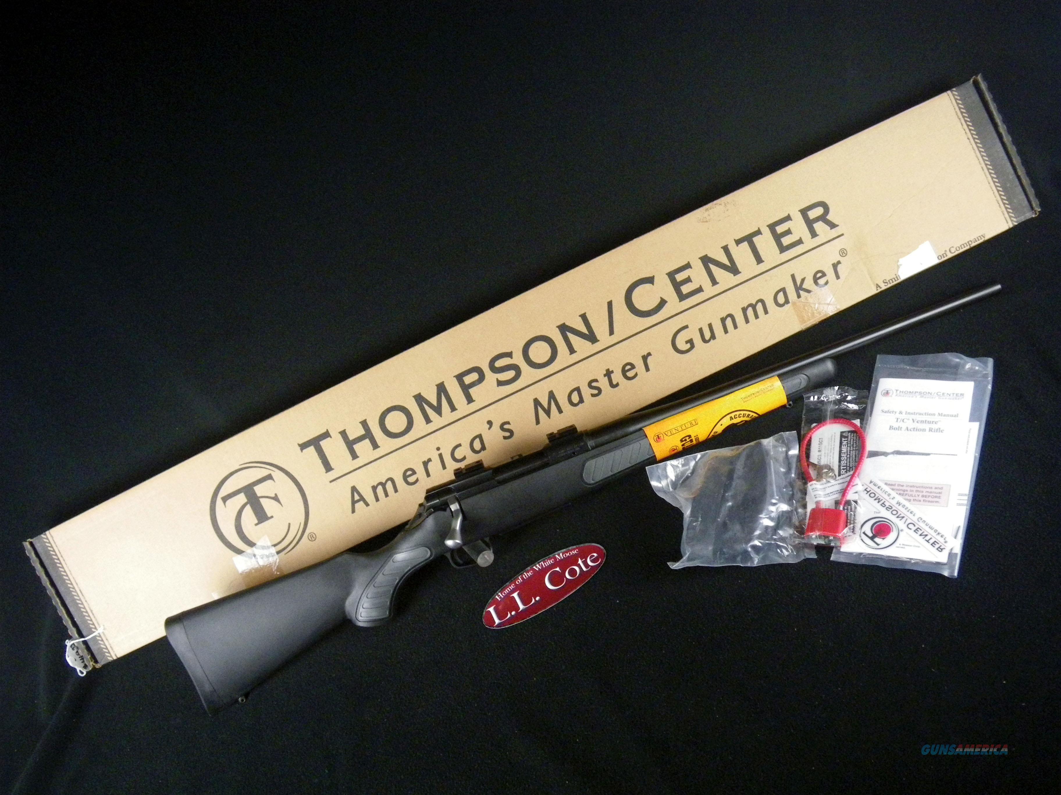 "Thompson Center Venture Compact 7mm-08 Rem 20"" NEW 10175347  Guns > Rifles > Thompson Center Rifles > Venture"