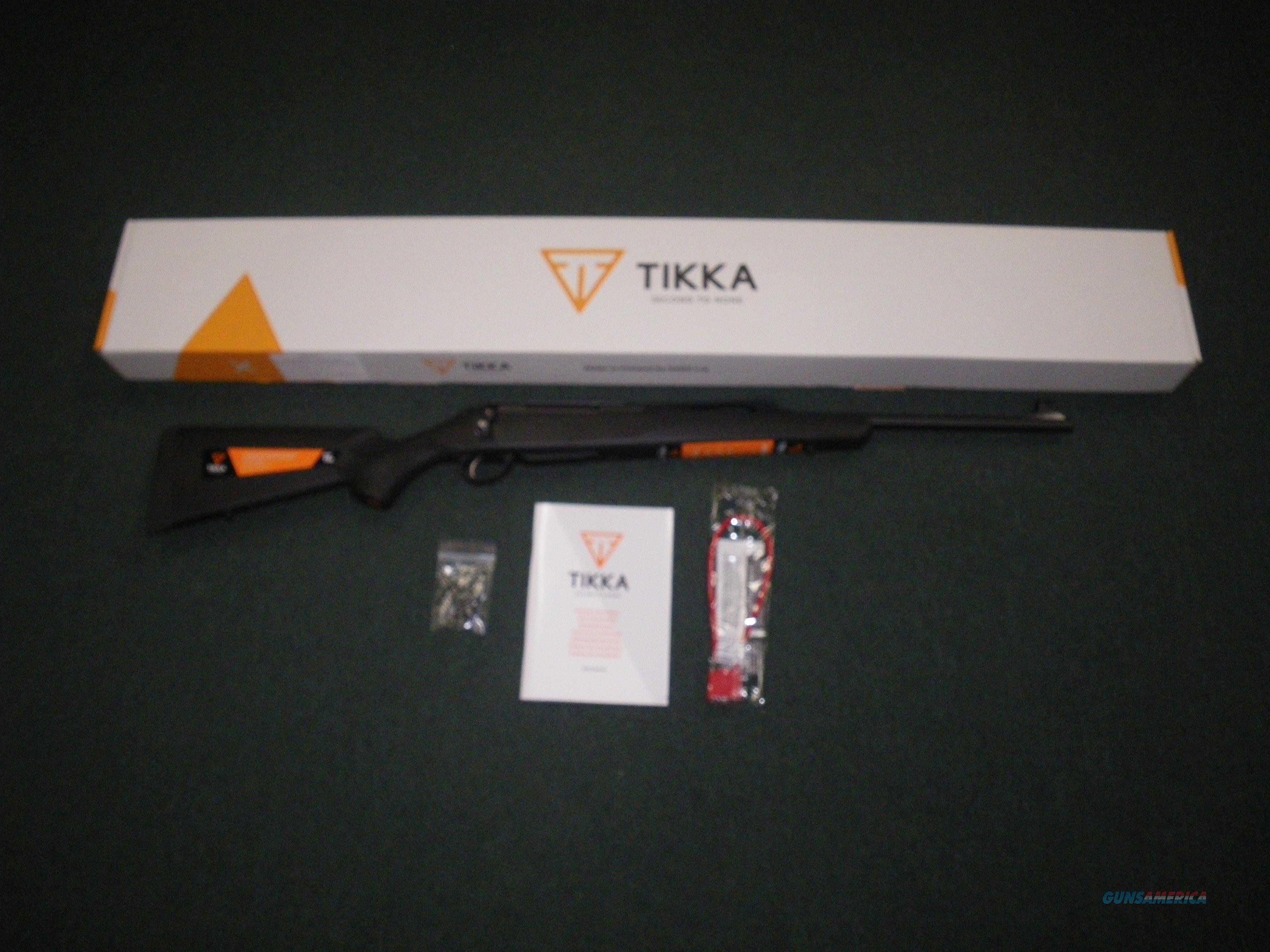 """Tikka T3x Battue Lite 308 Win 20"""" NEW JRTXB616  Guns > Rifles > Tikka Rifles > T3"""