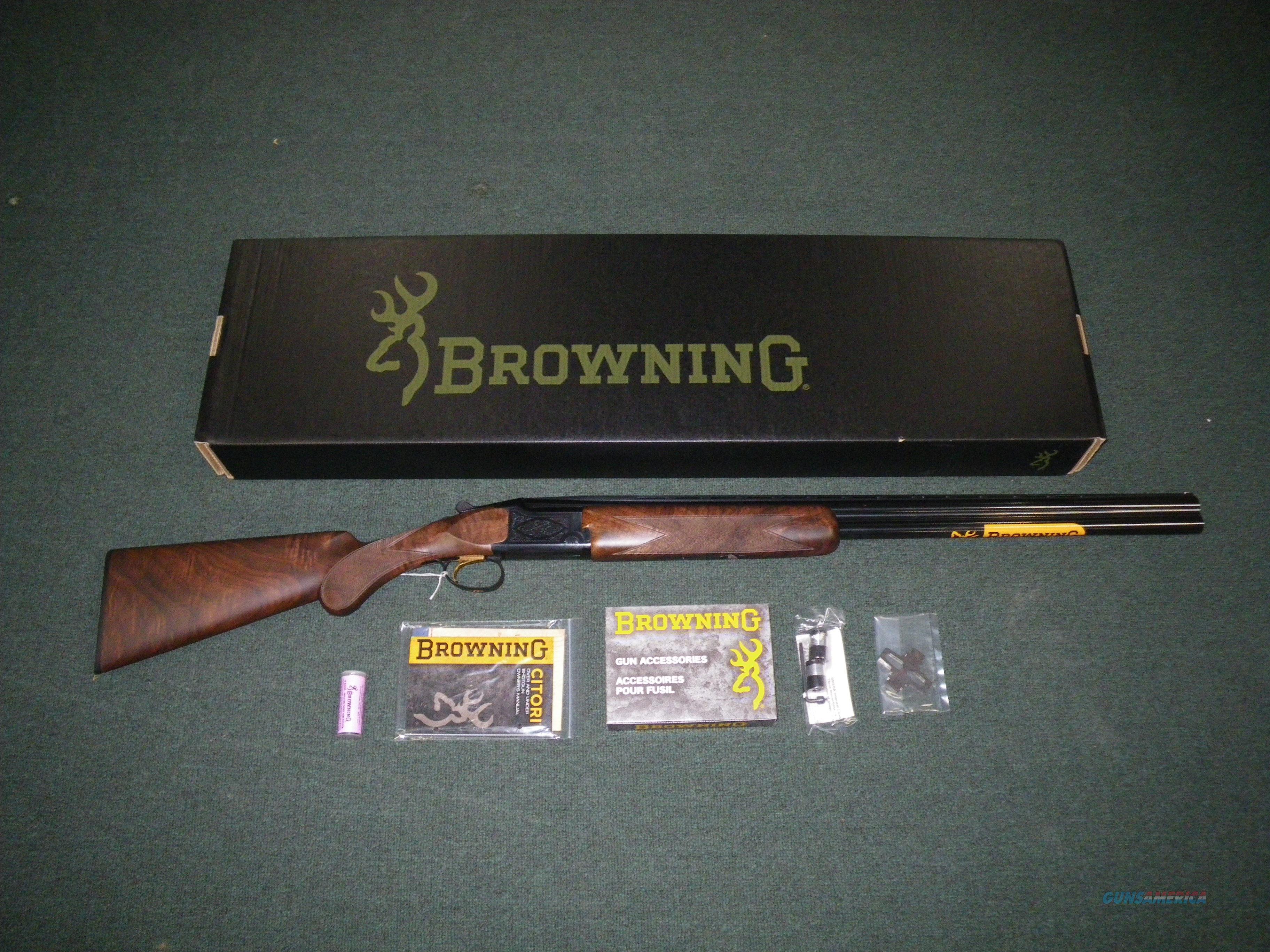 "Browning Citori Grand Lightning 16ga 26"" 2 3/4"" chmbr #013493514  Guns > Shotguns > Browning Shotguns > Over Unders > Citori > Hunting"