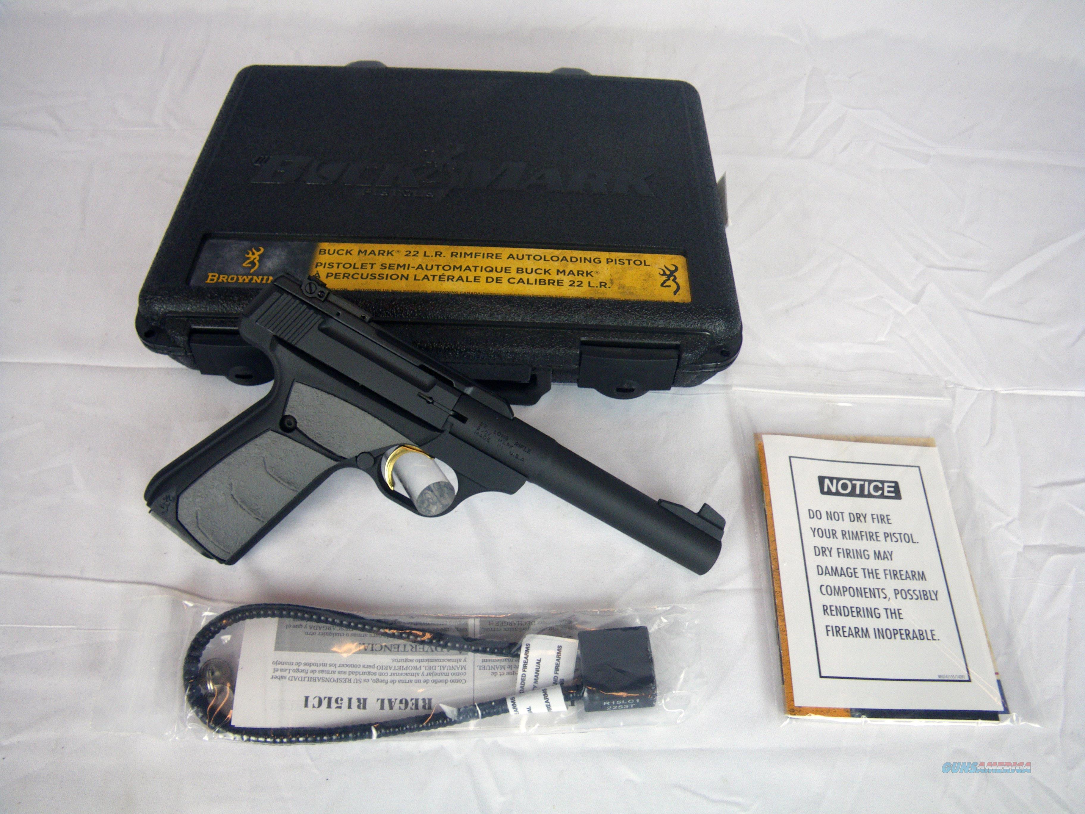 """Browning Buckmark Camper UFX 22lr 5.5"""" #051498490  Guns > Pistols > Browning Pistols > Buckmark"""