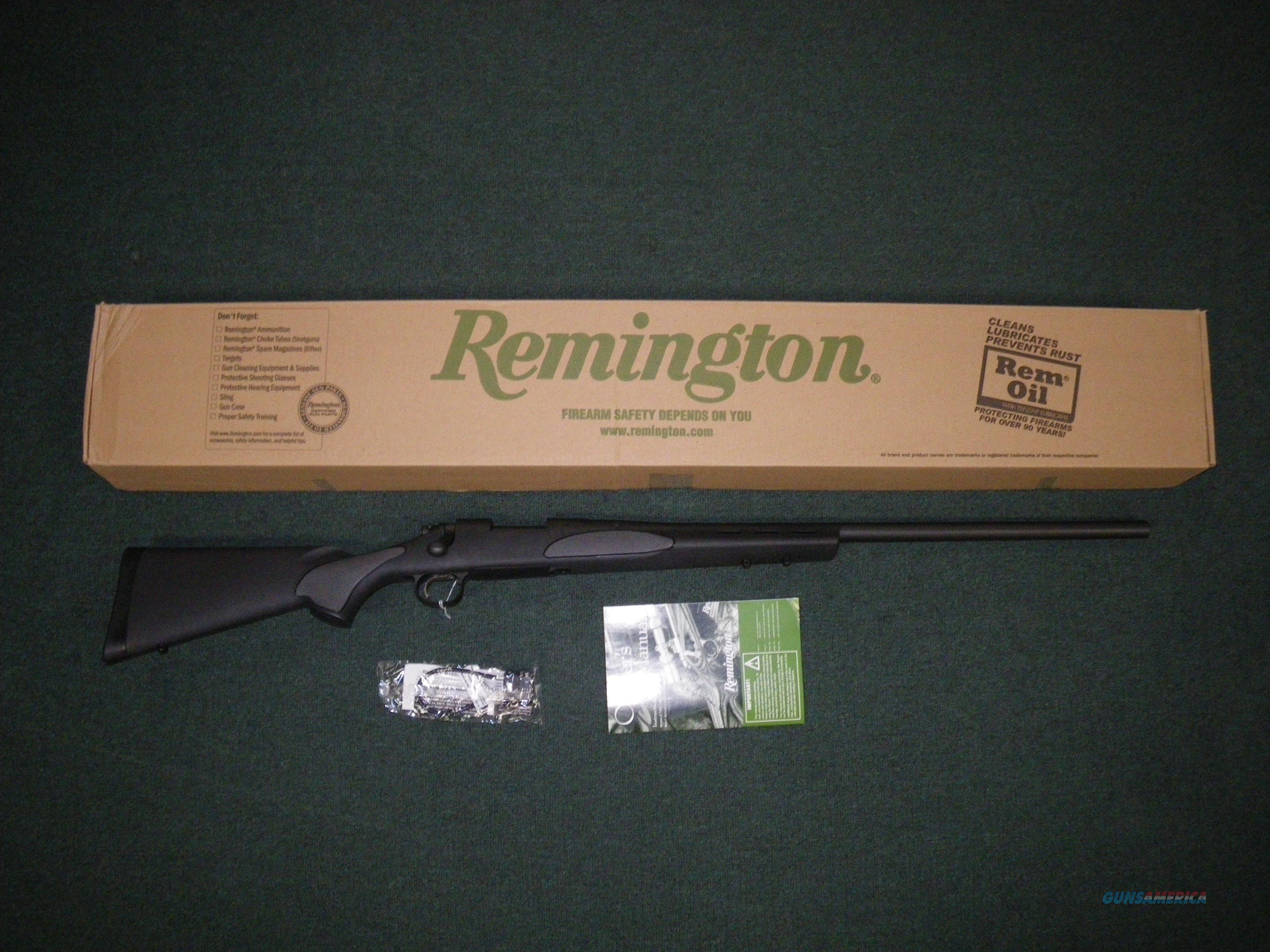 "Remington Model 700 SPS Varmint 243 Win 26"" New #84217  Guns > Rifles > Remington Rifles - Modern > Model 700 > Sporting"