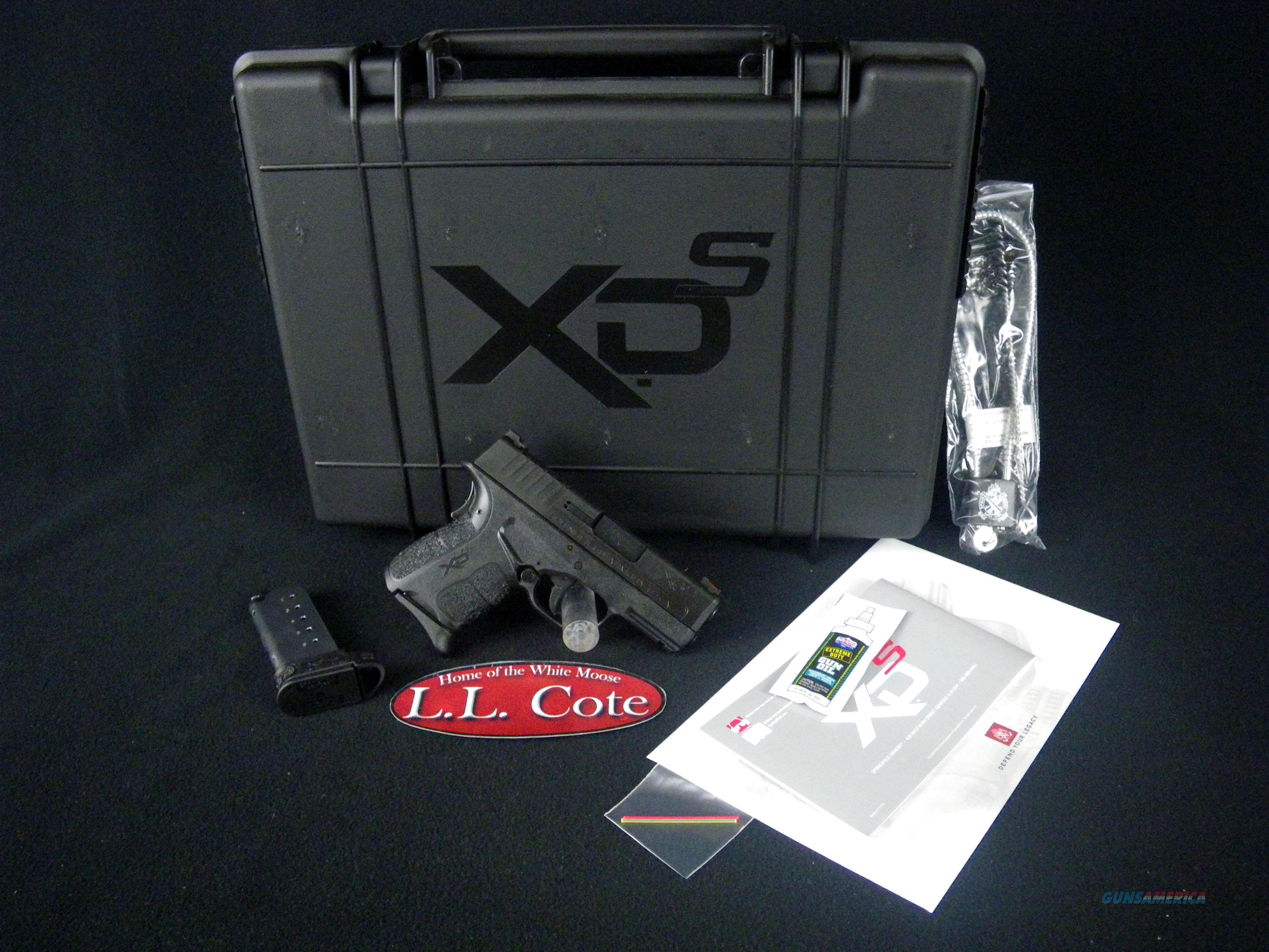 "Springfield XD-S Mod.2 45ACP 3.3"" NEW XDSG93345B  Guns > Pistols > Springfield Armory Pistols > XD-S"