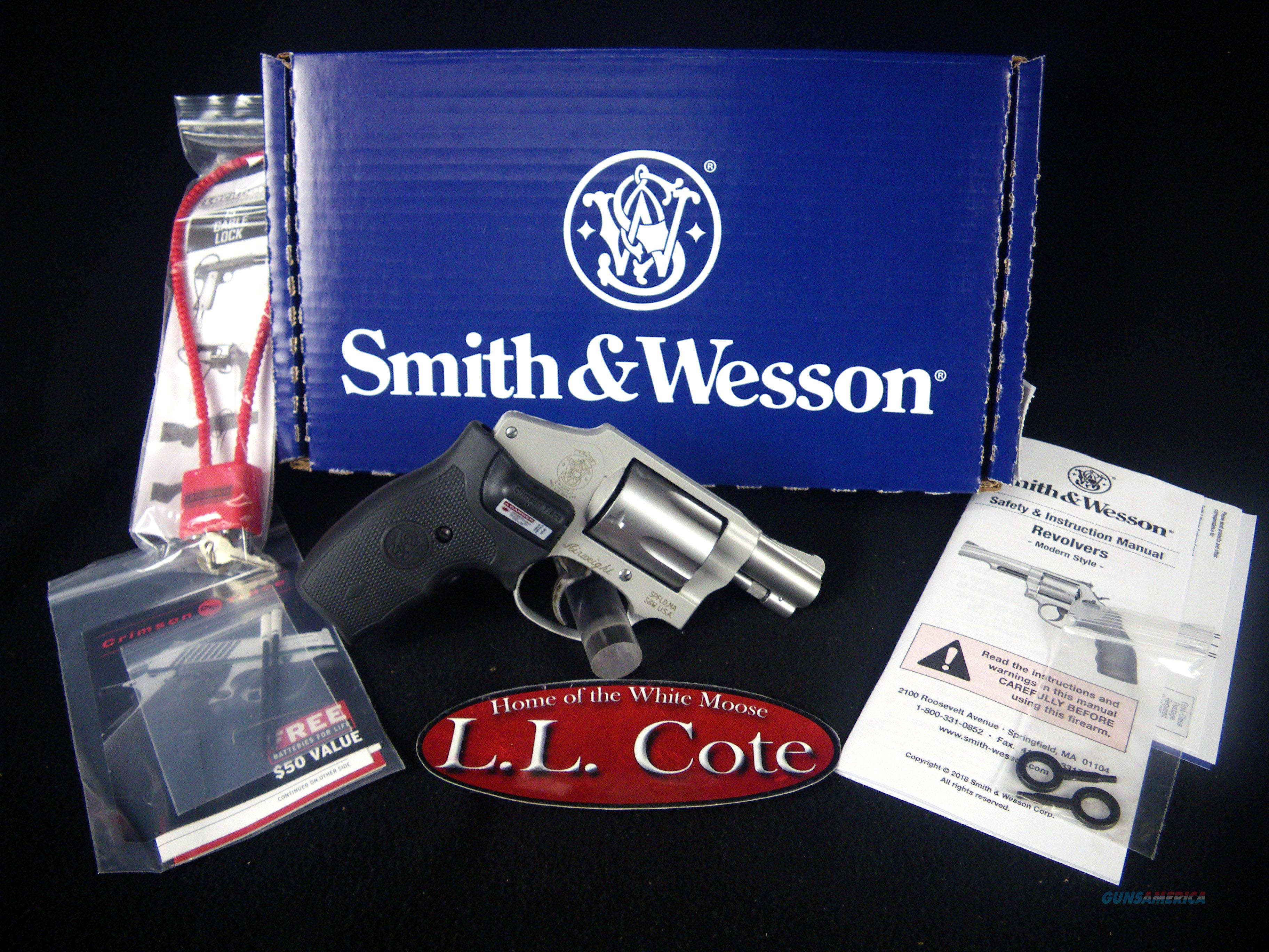 "Smith & Wesson Model 642 Laser 38Spl+P 1.875"" NEW 163811  Guns > Pistols > Smith & Wesson Revolvers > Small Frame ( J )"