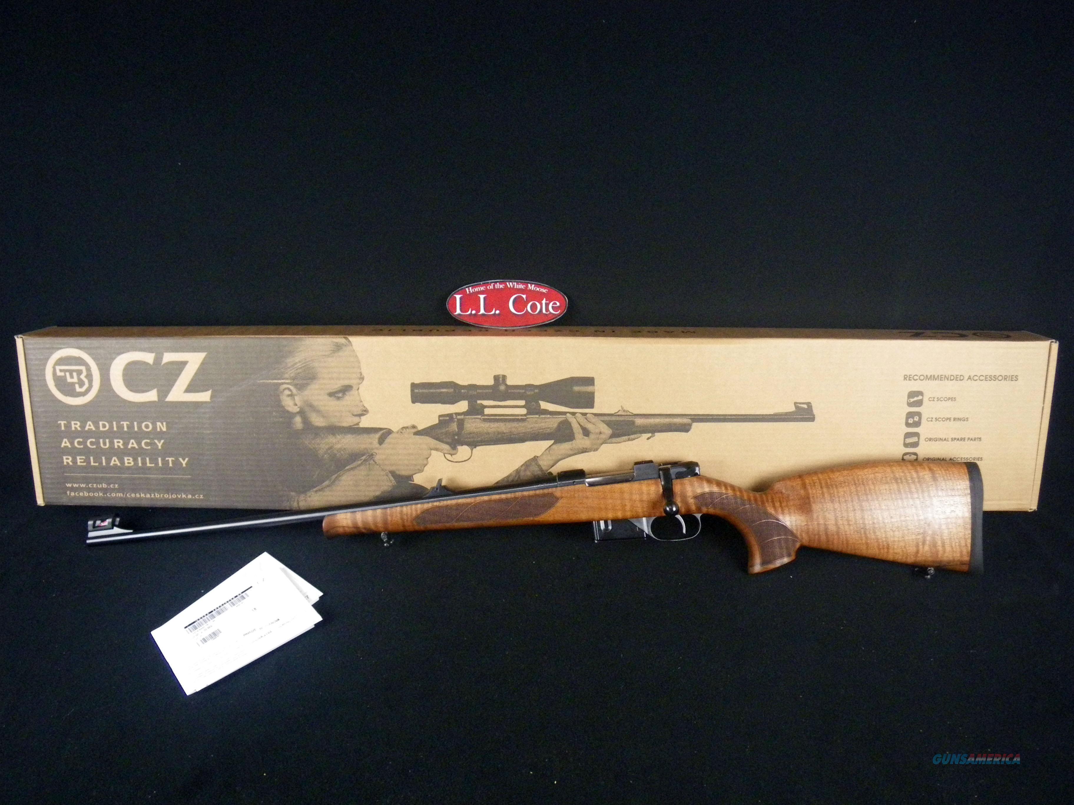 "CZ 527 Lux Left Hand 223 Rem 23.62"" NEW LH 03007  Guns > Rifles > CZ Rifles"