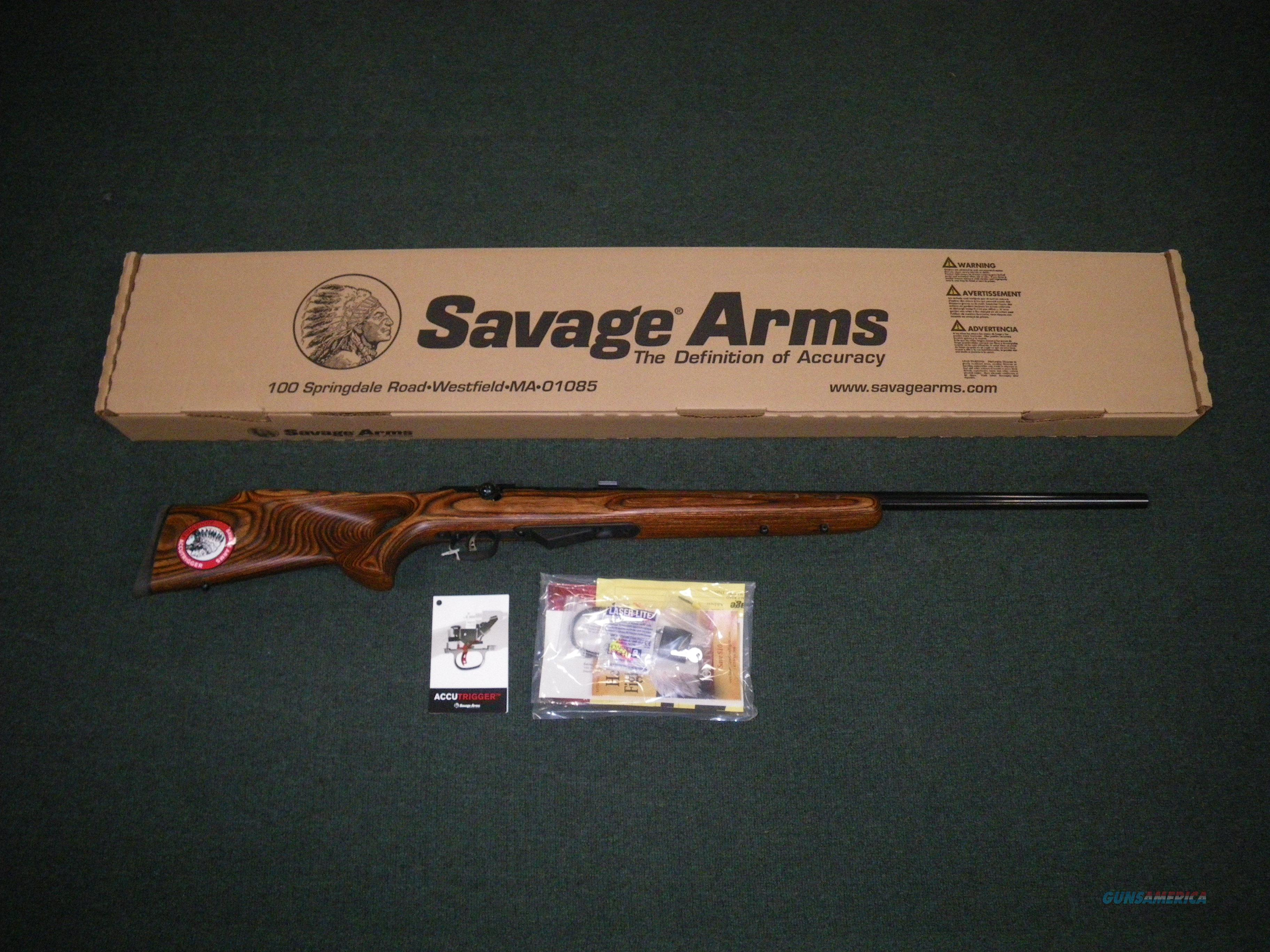 "Savage Model 25 LW Varminter T-Hole 222 Rem 24"" #19142  Guns > Rifles > Savage Rifles > 25"