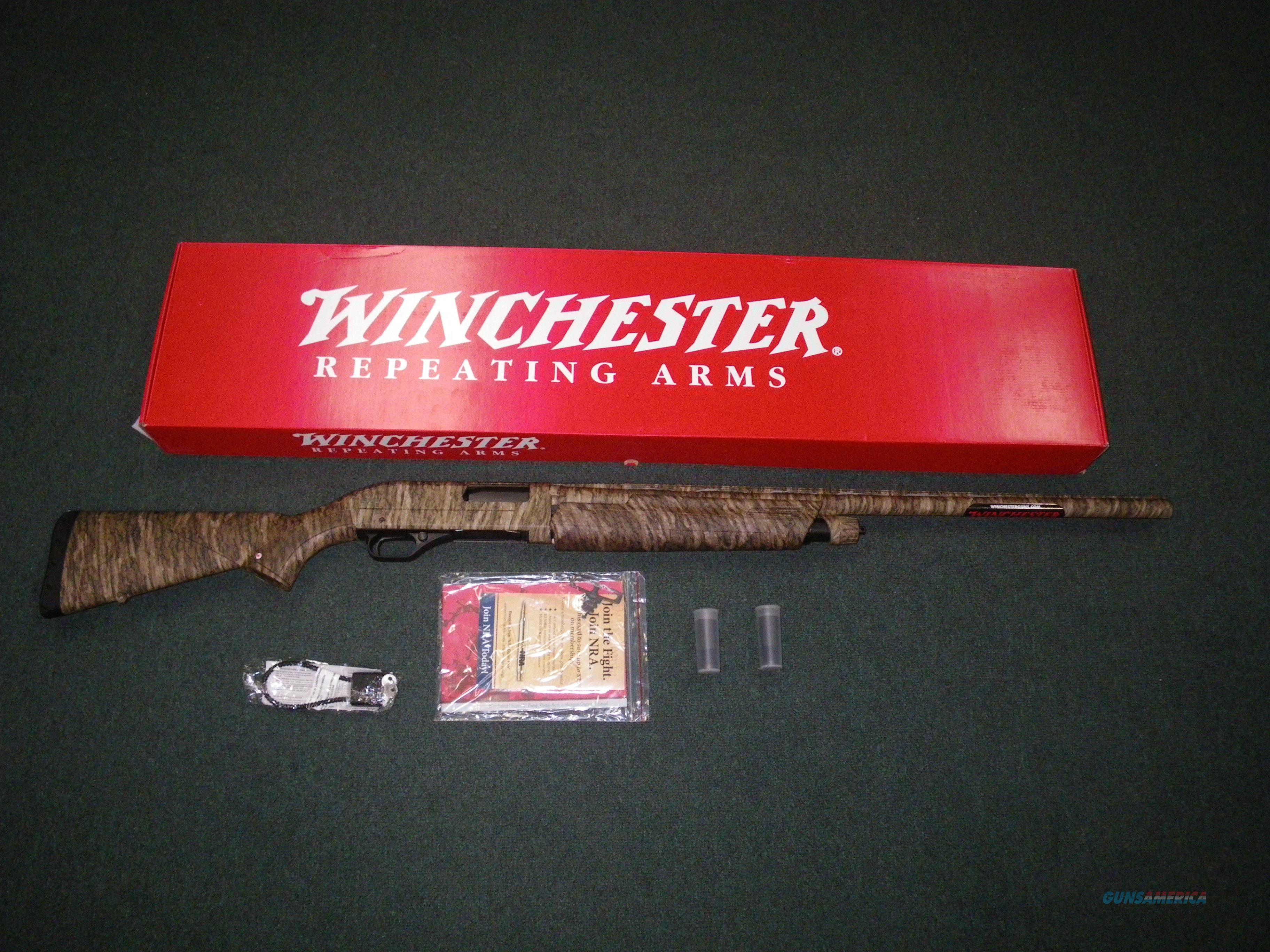"Winchester SXP Waterfowl Btmlnd 20ga 26"" NEW 3"" #512293691  Guns > Shotguns > Winchester Shotguns - Modern > Pump Action > Hunting"