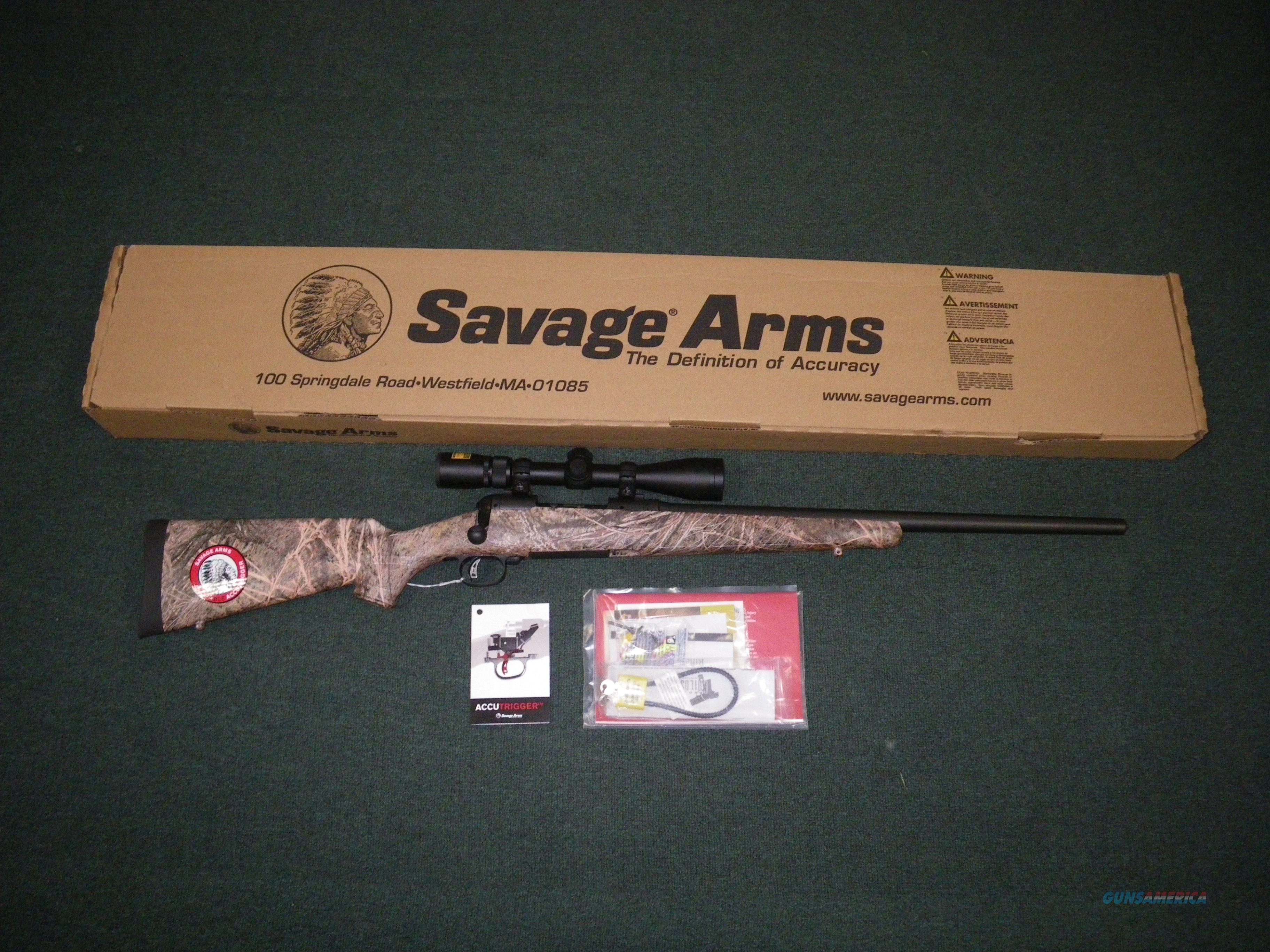 "Savage 111 Trophy Predator Hunter 22-250 Rem 22"" #22214  Guns > Rifles > Savage Rifles > 11/111"