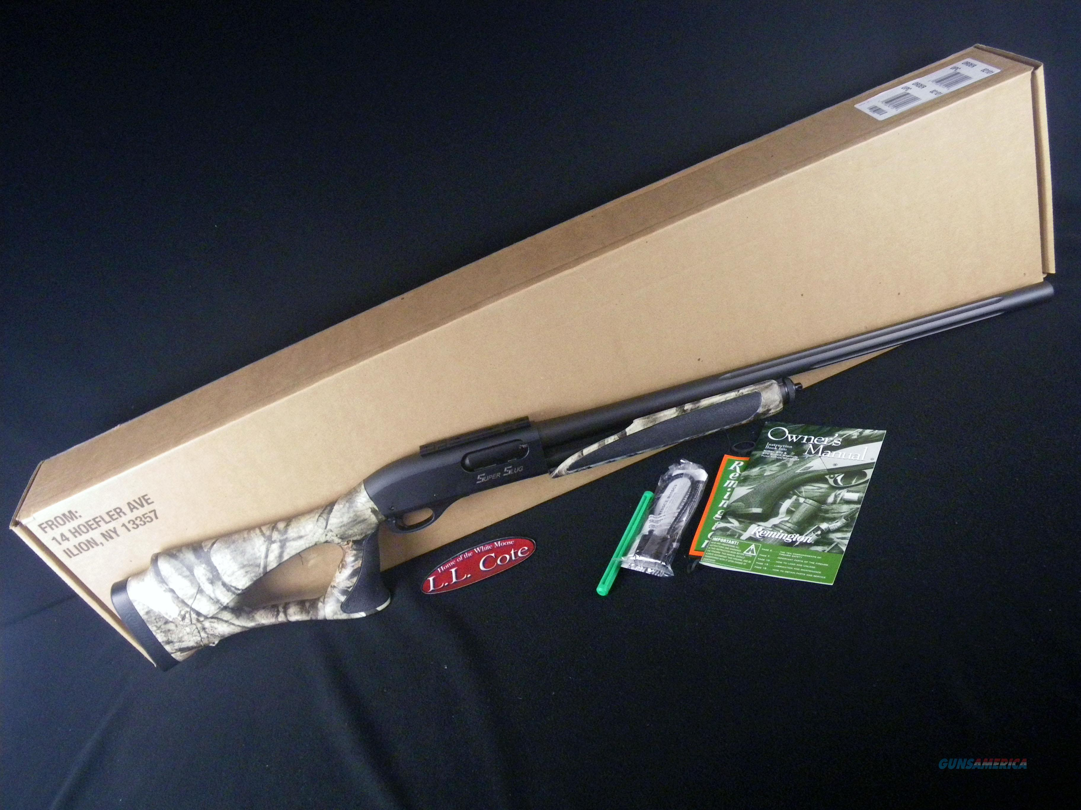 "Remington 870 SPS SuperSlug 12ga 25.5"" NEW 82101  Guns > Shotguns > Remington Shotguns  > Pump > Hunting"