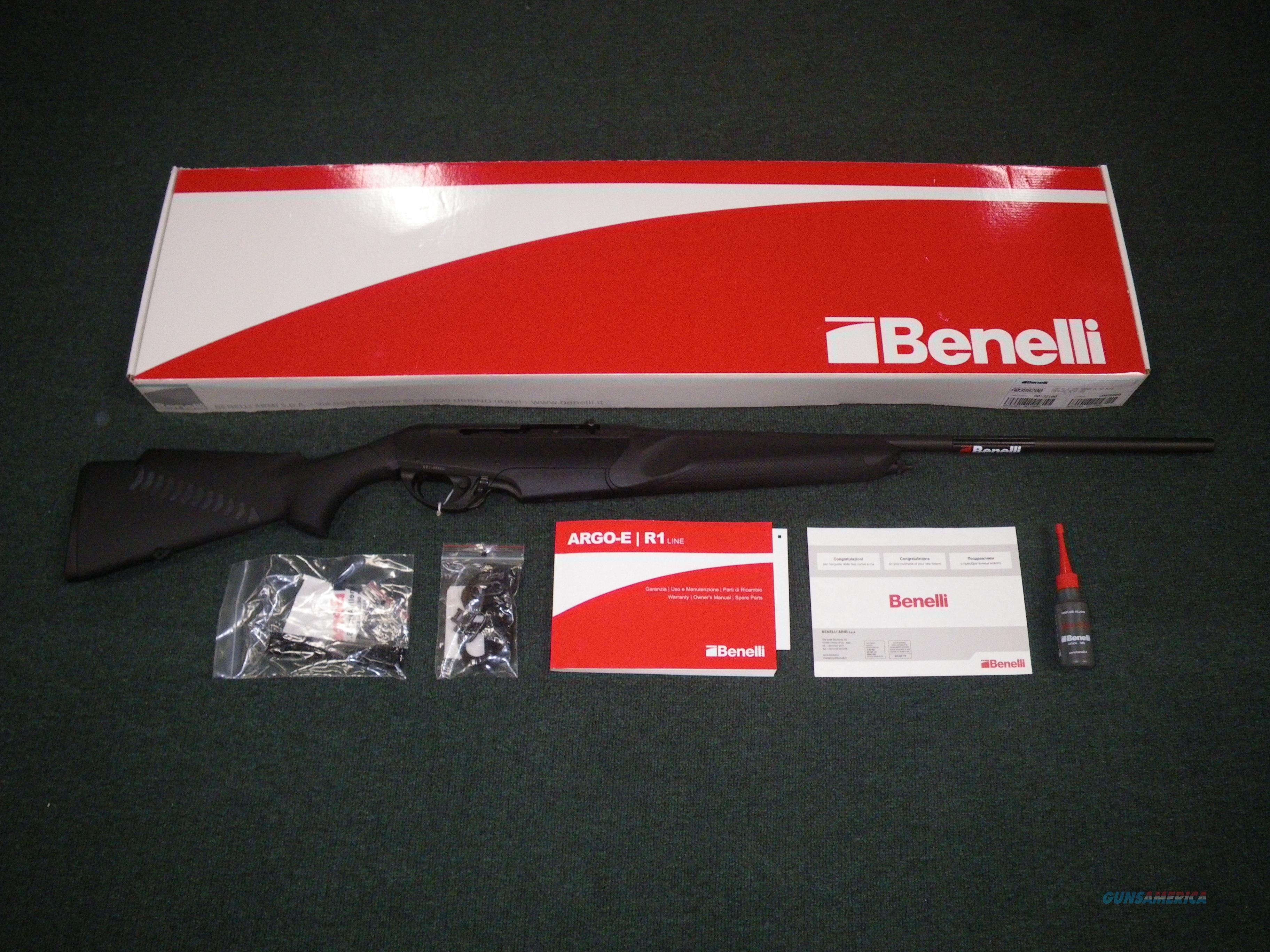 "Benelli R1 Big Game ComforTech 338 Win Mag 24"" NIB #11773  Guns > Rifles > Benelli Rifles"