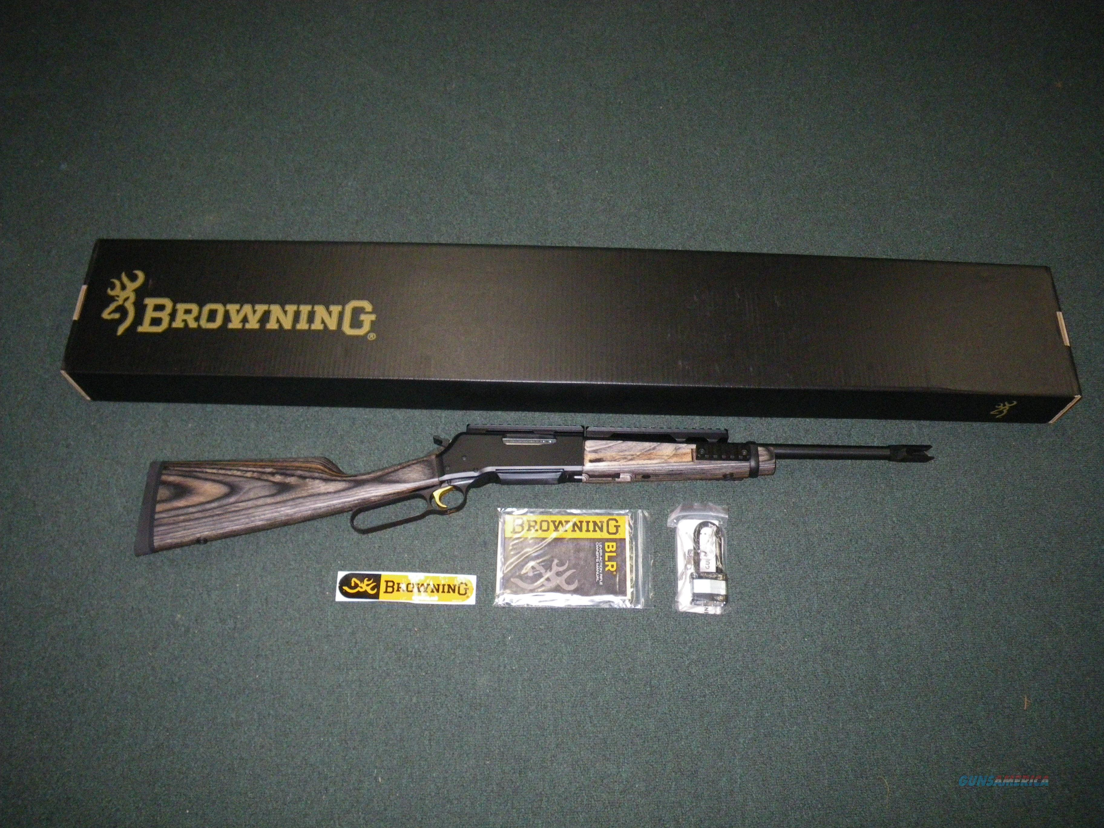 Classic Browning BLR Review | The Hunting Gear Guy