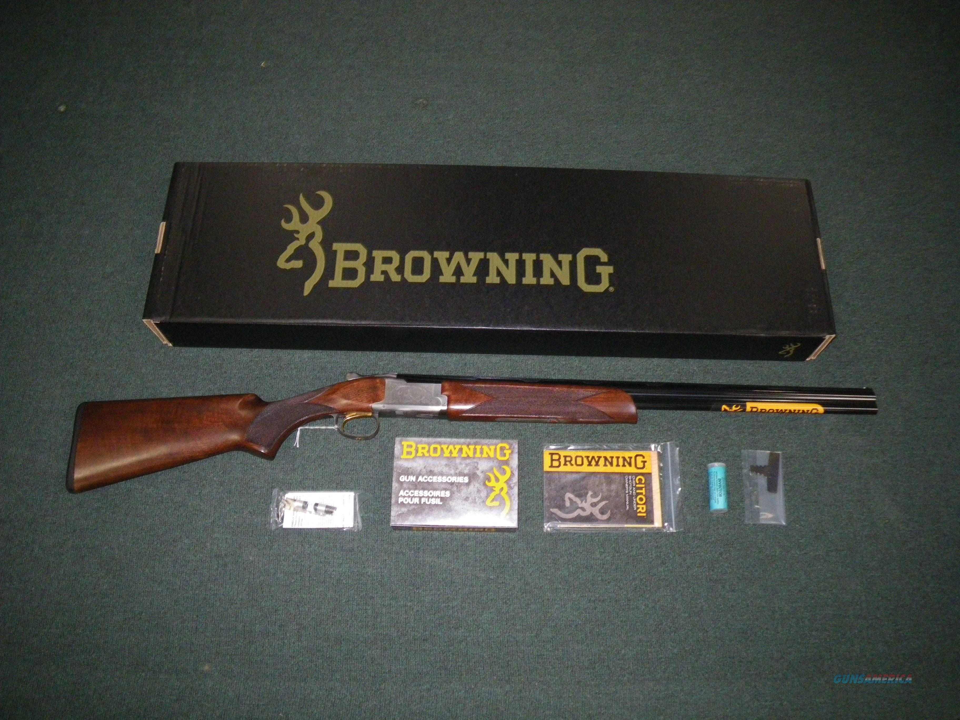 "Browning Citori 725 Field 410ga 26"" 3"" Chamber 013530914  Guns > Shotguns > Browning Shotguns > Over Unders > Citori > Hunting"
