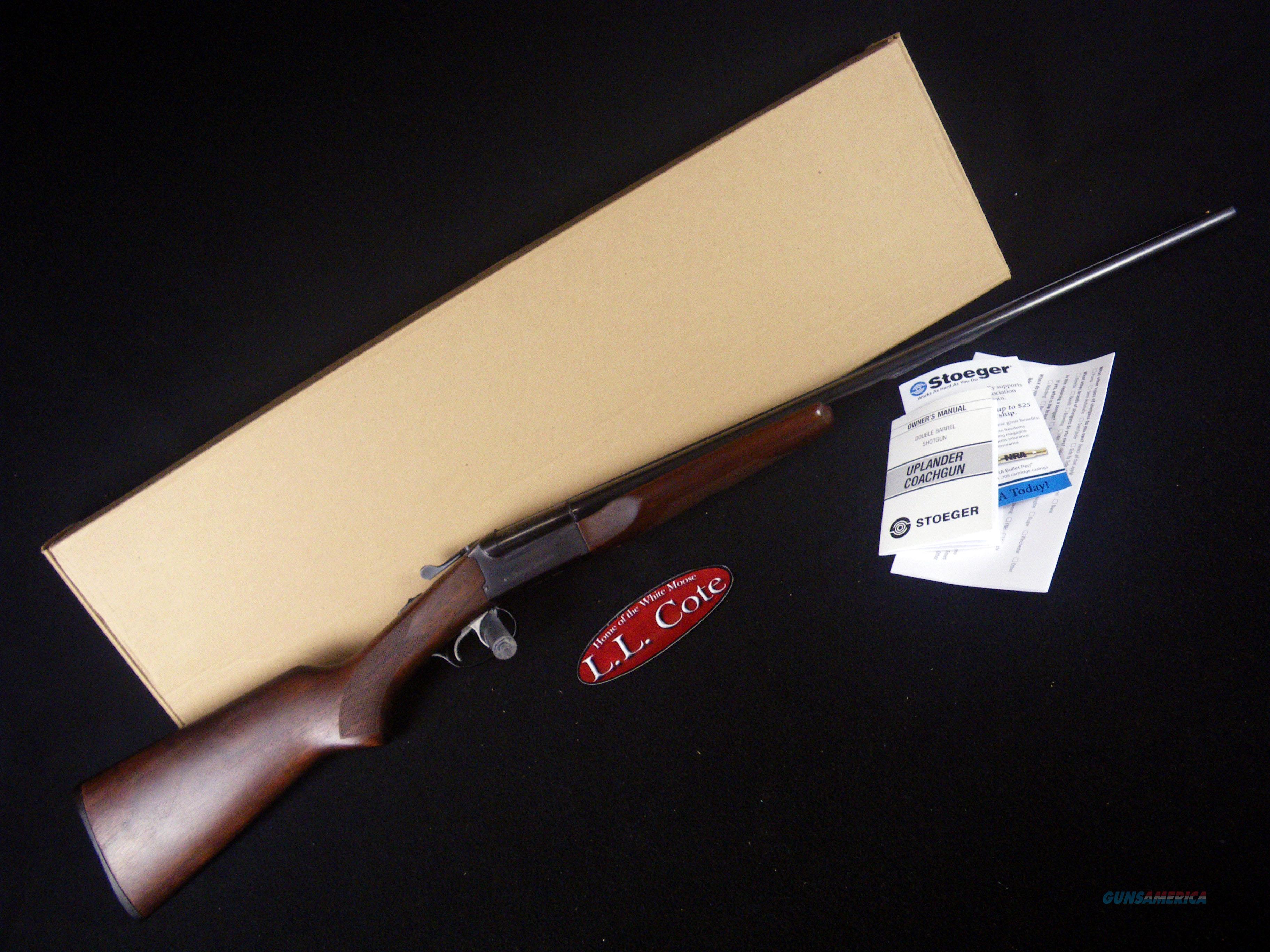 "Stoeger Uplander Field Wood 410ga 26"" NEW 31195  Guns > Shotguns > Stoeger Shotguns"