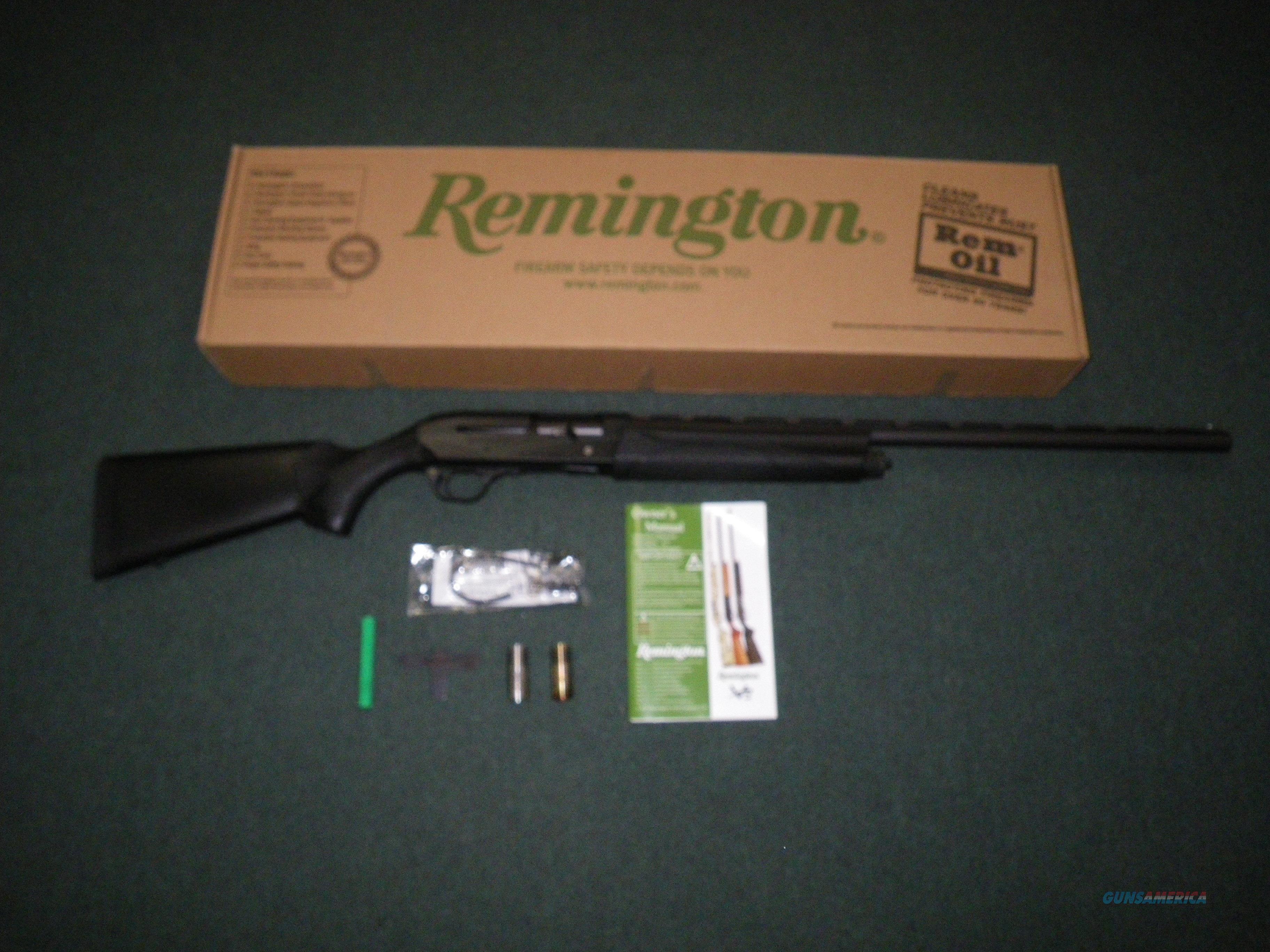 "Remington V3 Field Sport Synthetic 12ga 28"" NEW 3"" #83400  Guns > Shotguns > Remington Shotguns  > Autoloaders > Hunting"