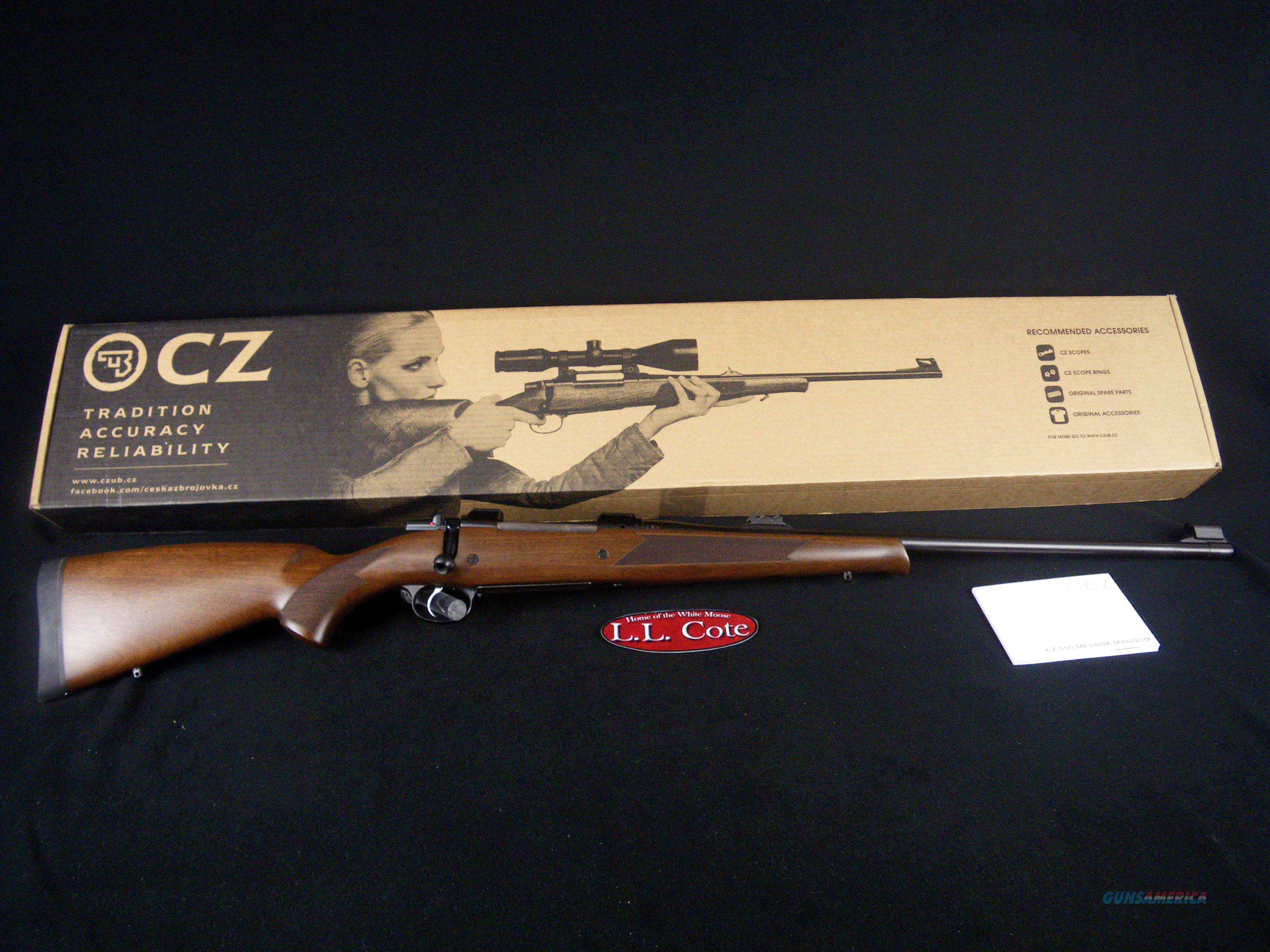 """CZ 550 Safari Magnum 375 H&H Mag 25"""" NEW 04200  Guns > Rifles > CZ Rifles"""