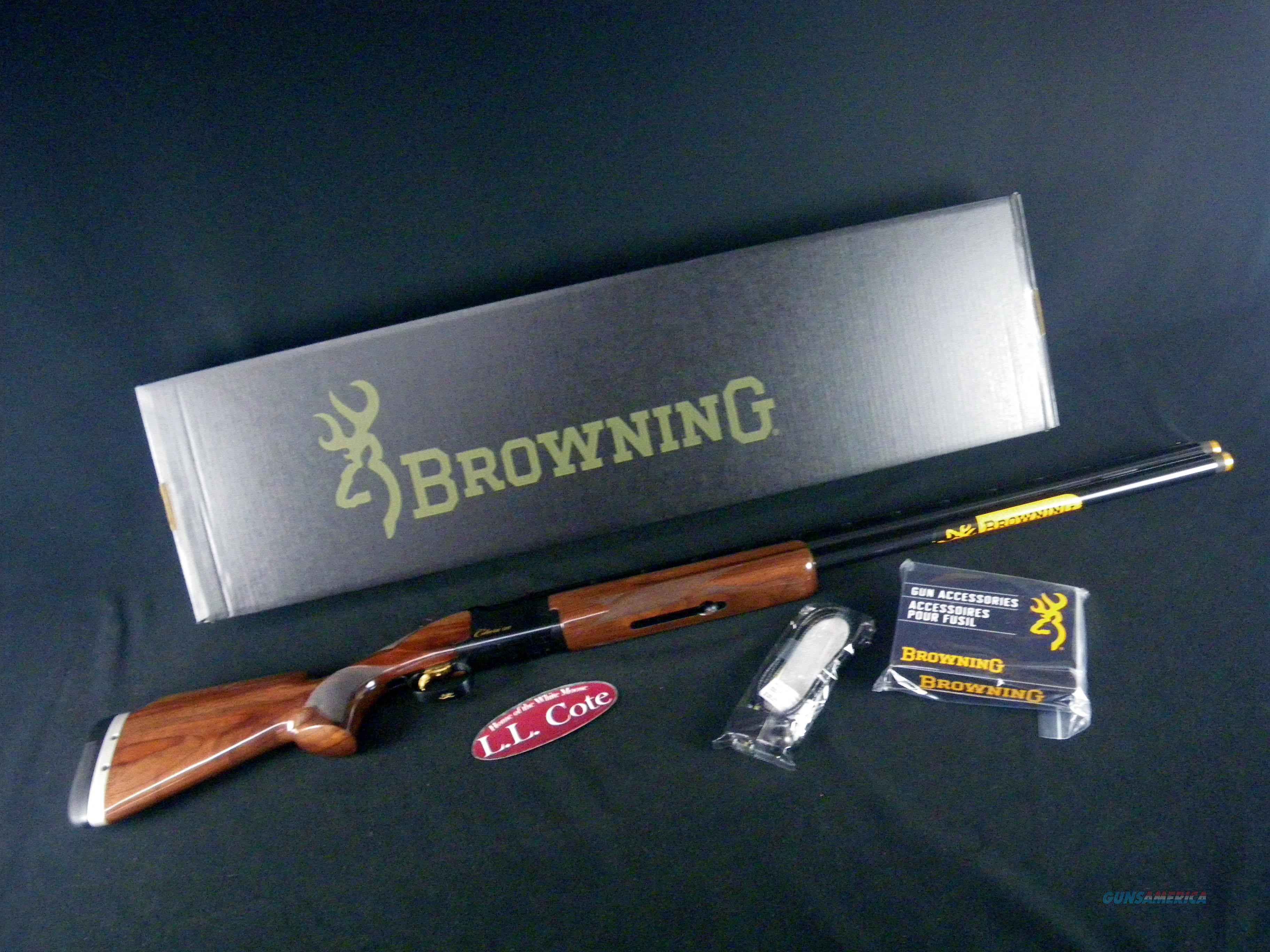 "Browning Citori CXT Micro Adj LOP 12ga 28"" NEW 3"" 018164328  Guns > Shotguns > Browning Shotguns > Over Unders > Citori > Hunting"