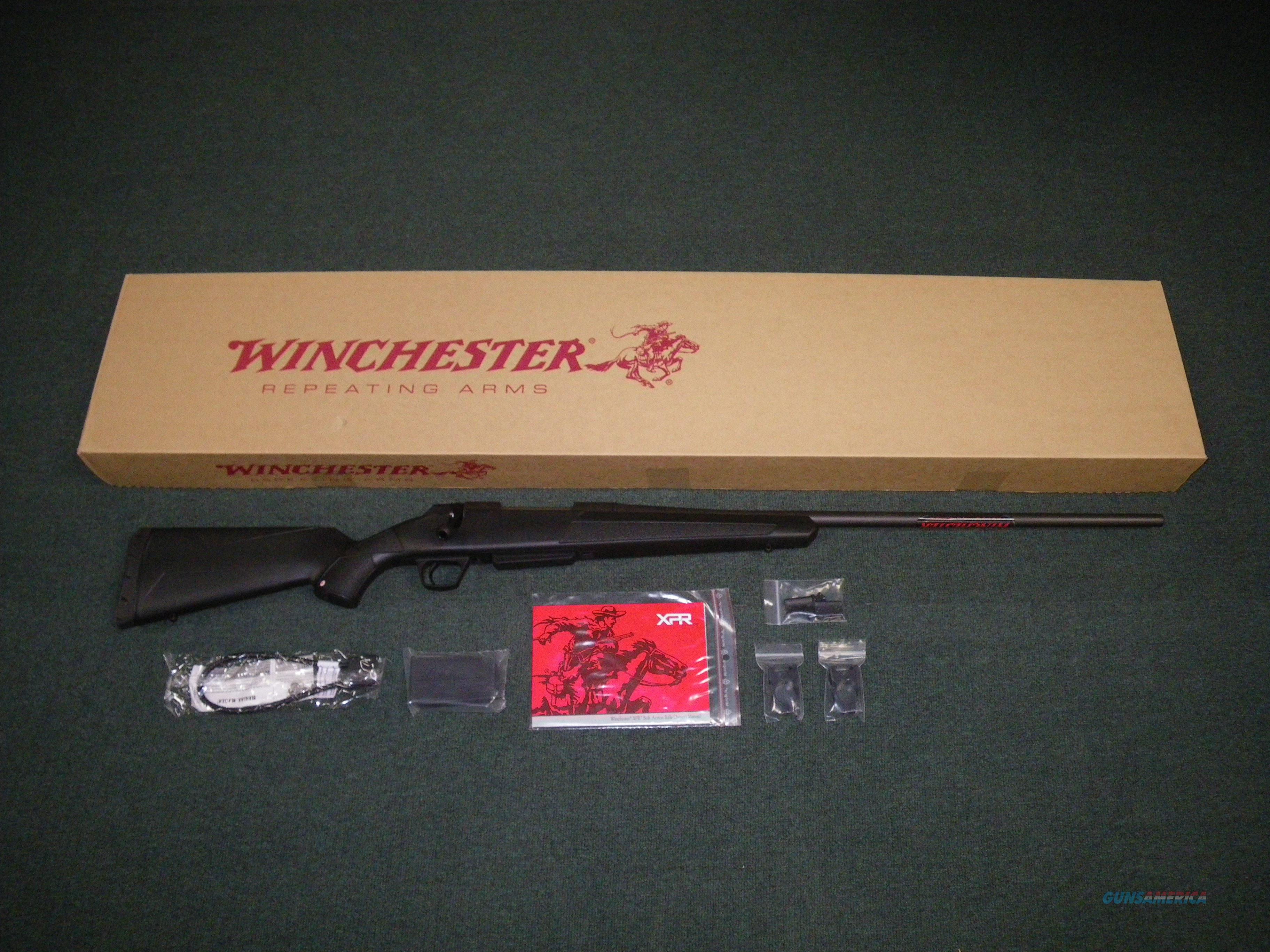"Winchester XPR Bolt 300 Win Mag 26"" NEW #535700233  Guns > Rifles > Winchester Rifles - Modern Bolt/Auto/Single > Other Bolt Action"
