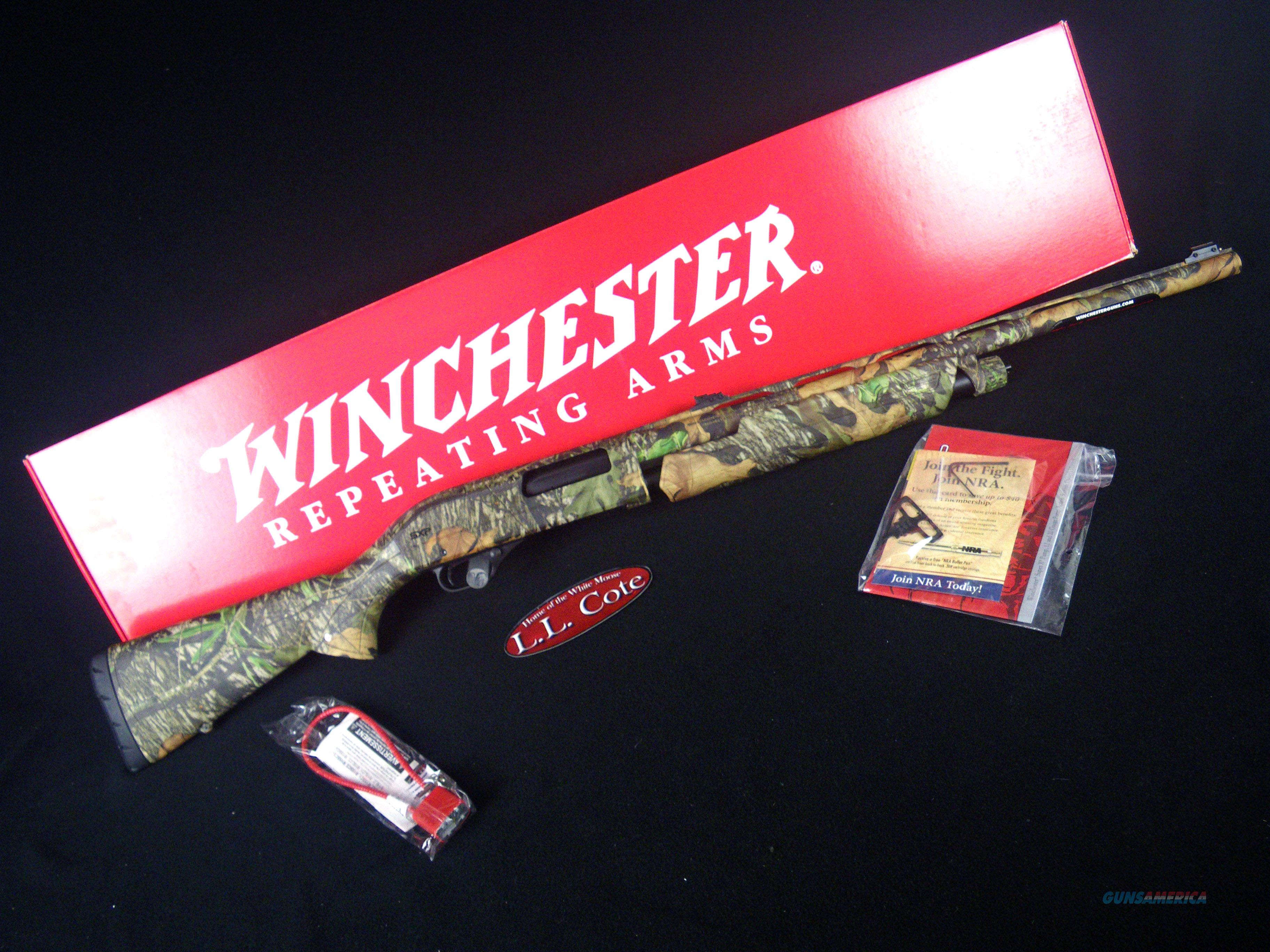 "Winchester SXP NWTF Turkey Hunter 20ga 24"" NEW 3"" 512357690  Guns > Shotguns > Winchester Shotguns - Modern > Pump Action > Hunting"