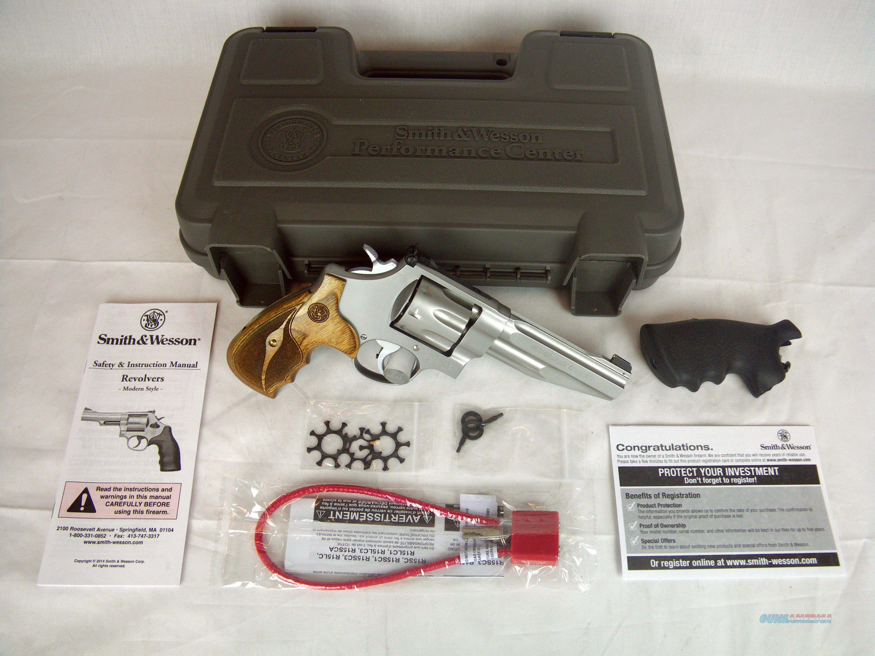 "Smith & Wesson Model 627 Stainless 357 Mag 5"" NEW #170210  Guns > Pistols > Smith & Wesson Revolvers > Full Frame Revolver"