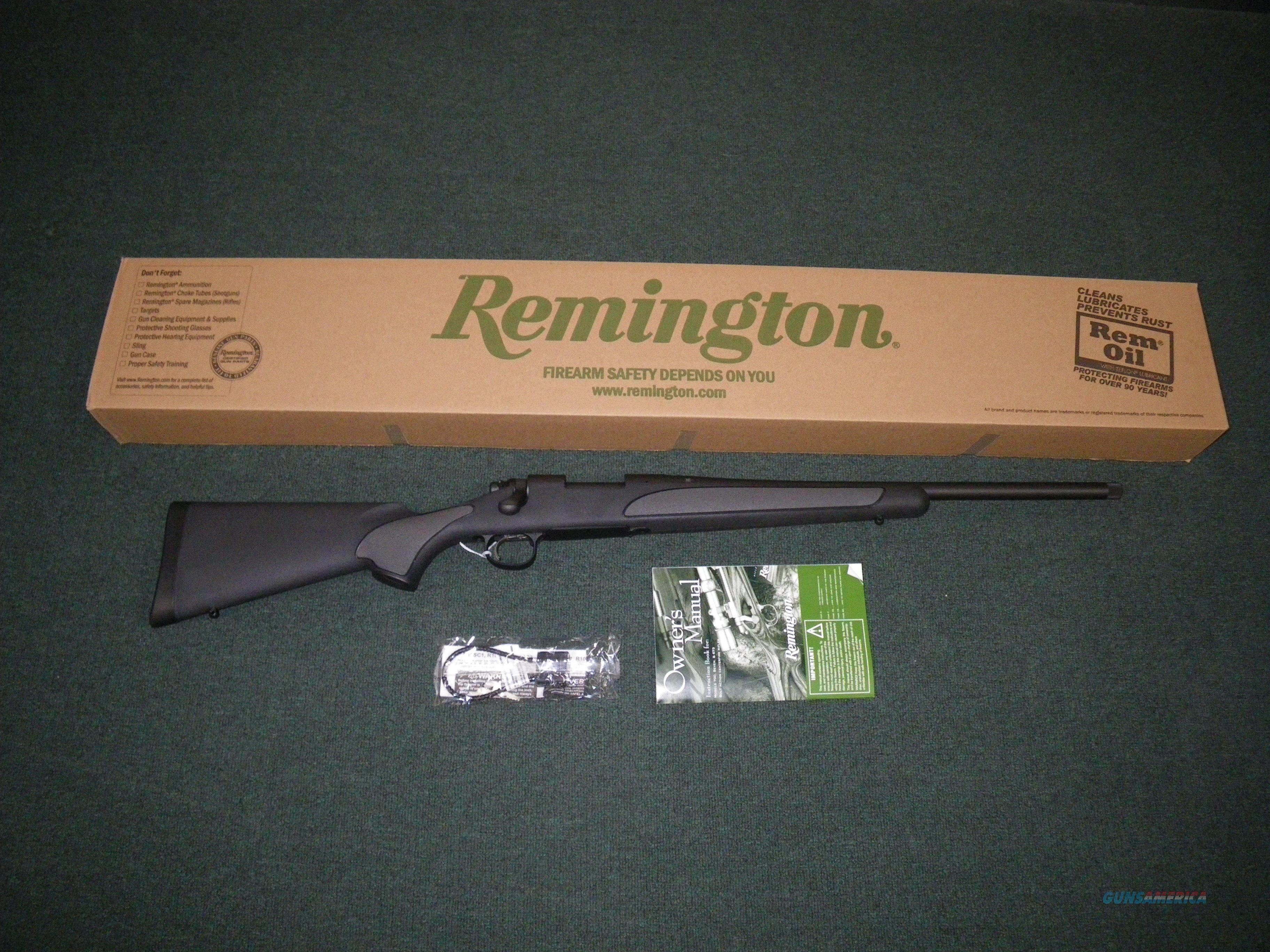"Remington Model 700 SPS 308 Win 20"" Threaded NEW #84159  Guns > Rifles > Remington Rifles - Modern > Model 700 > Sporting"