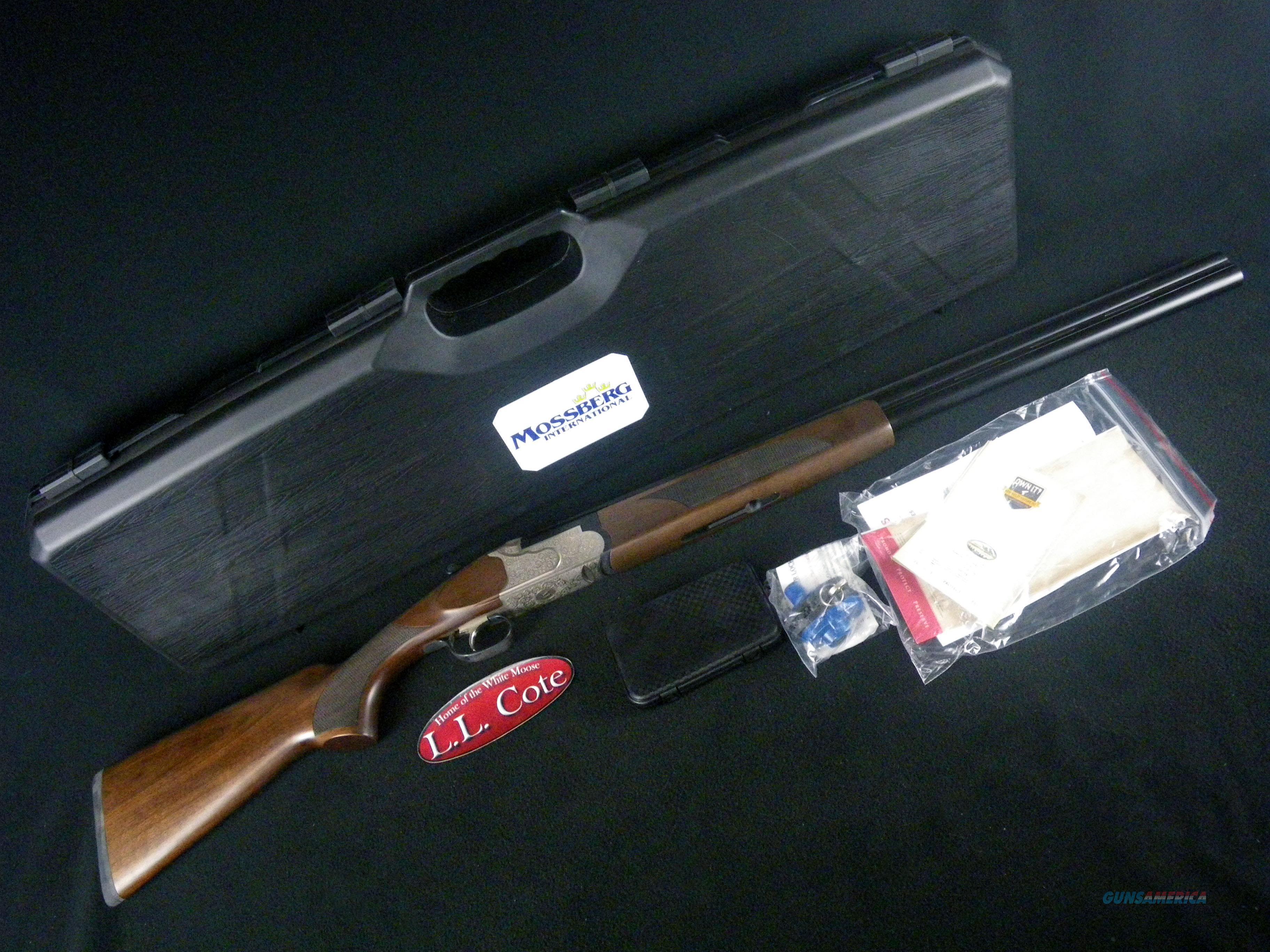 "Mossberg Silver Reserve II Field 20ga 26"" NEW 75414  Guns > Shotguns > Mossberg Shotguns > Over/Under"