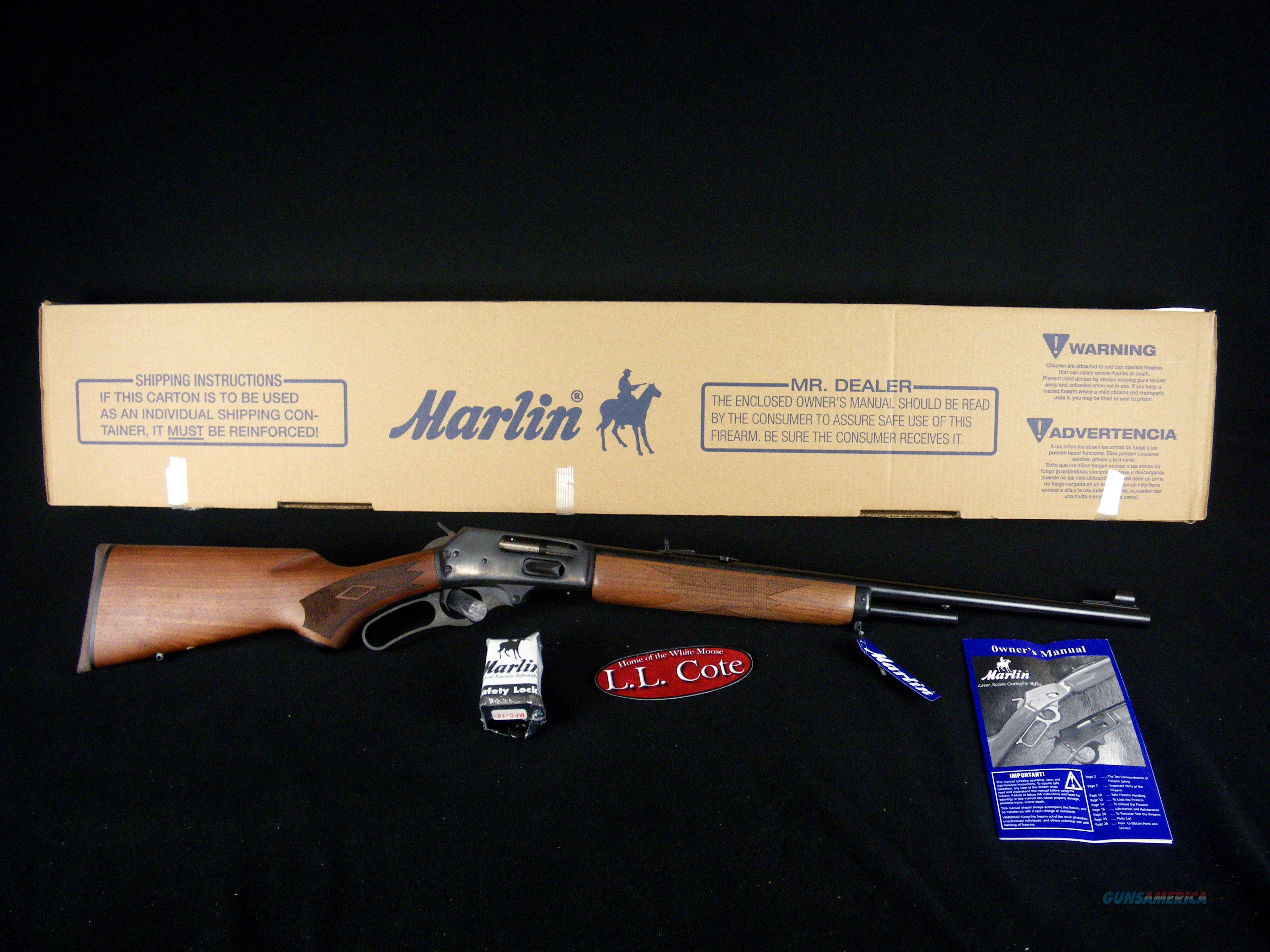 """Marlin 1895 Wood/Blue 45-70 Govt 22"""" NEW #70460  Guns > Rifles > Marlin Rifles > Modern > Lever Action"""