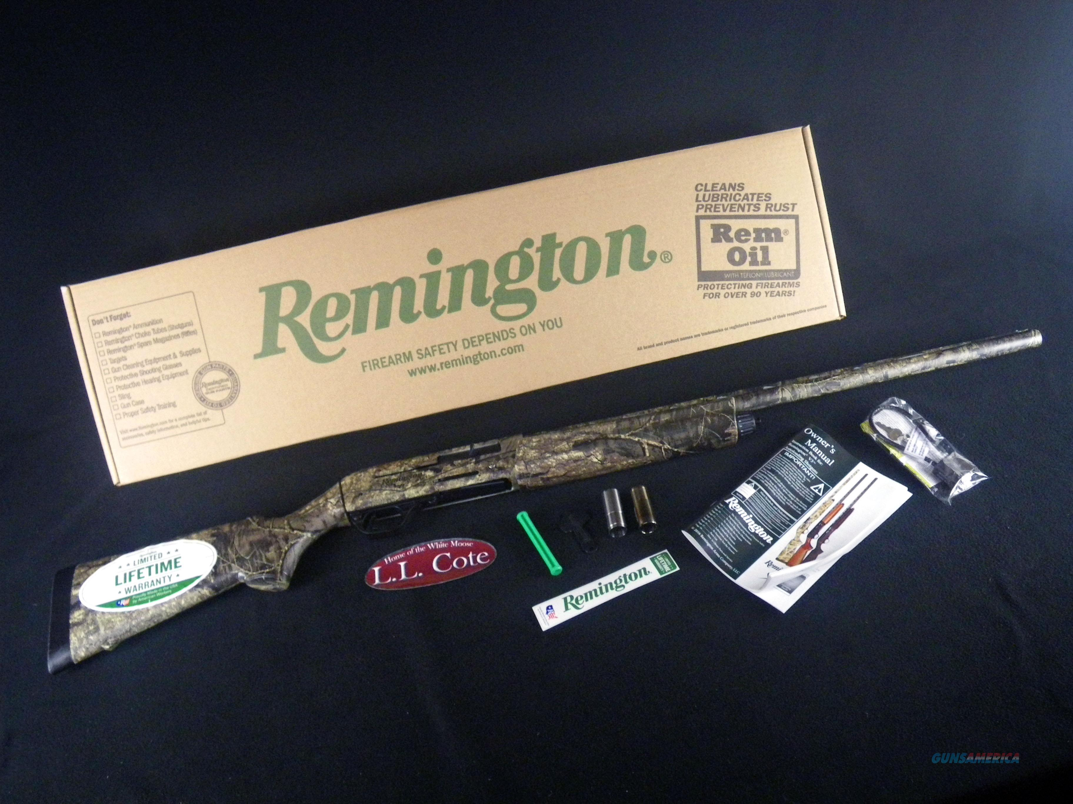 "Remington V3 Field Sport 12ga 26"" NEW 3"" 83409  Guns > Shotguns > Remington Shotguns  > Autoloaders > Hunting"