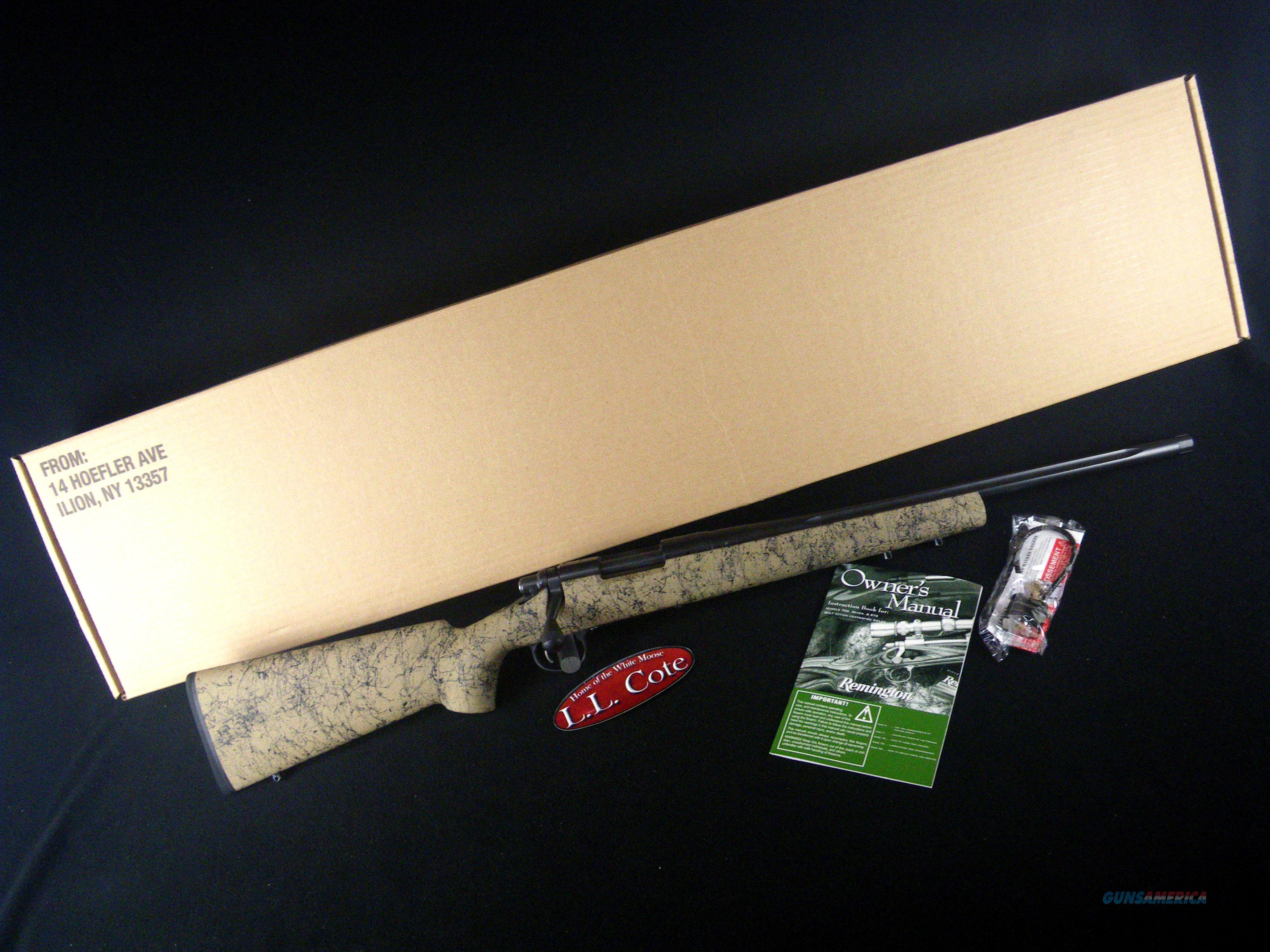 "Remington 700 5-R Gen 2 300 Win Mag 24"" NEW 85197  Guns > Rifles > Remington Rifles - Modern > Model 700 > Sporting"