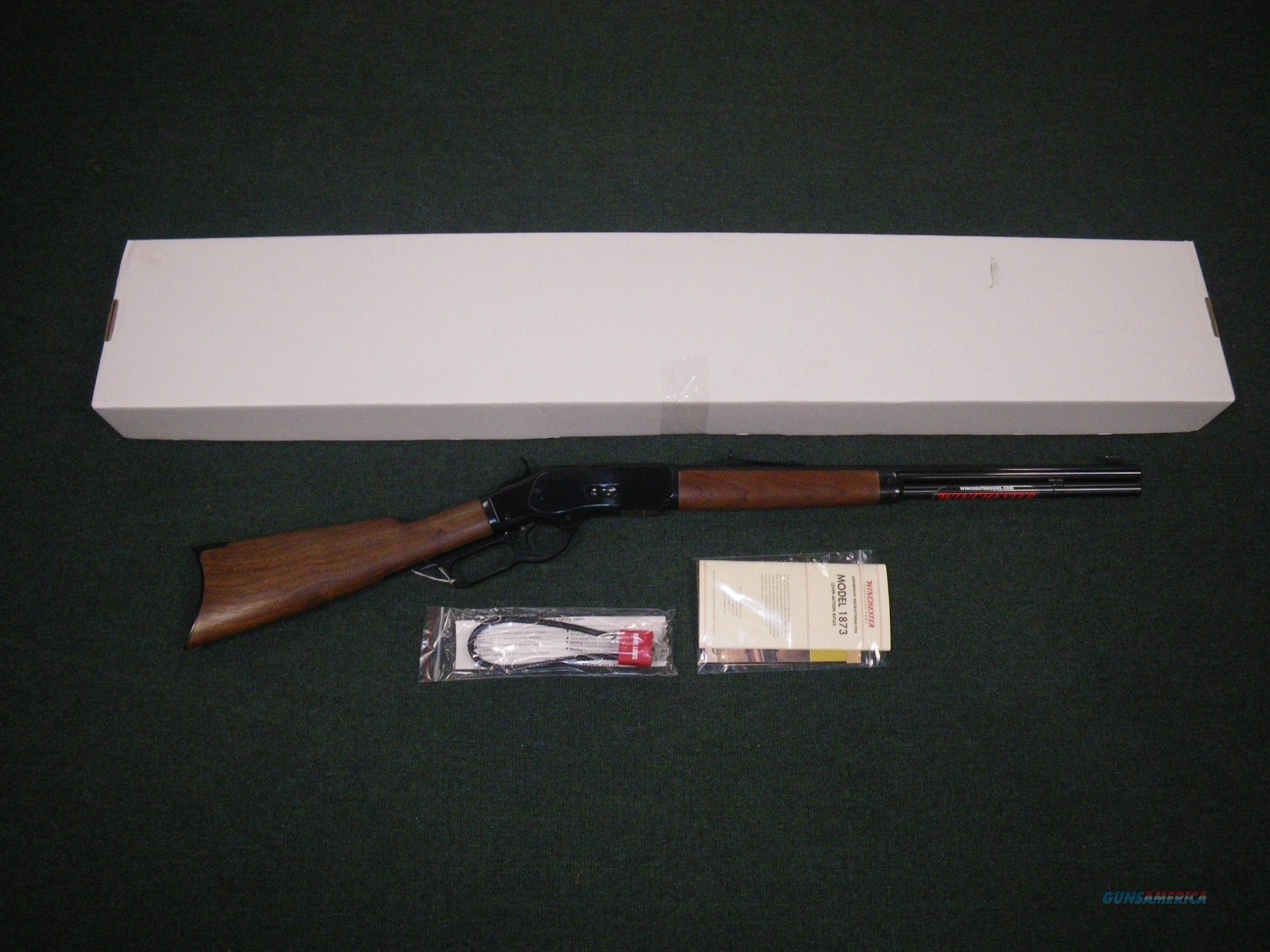 """Winchester Model 73 Short Rifle 357-38 20"""" NEW #534200137  Guns > Rifles > Winchester Rifles - Modern Lever > Other Lever > Post-64"""