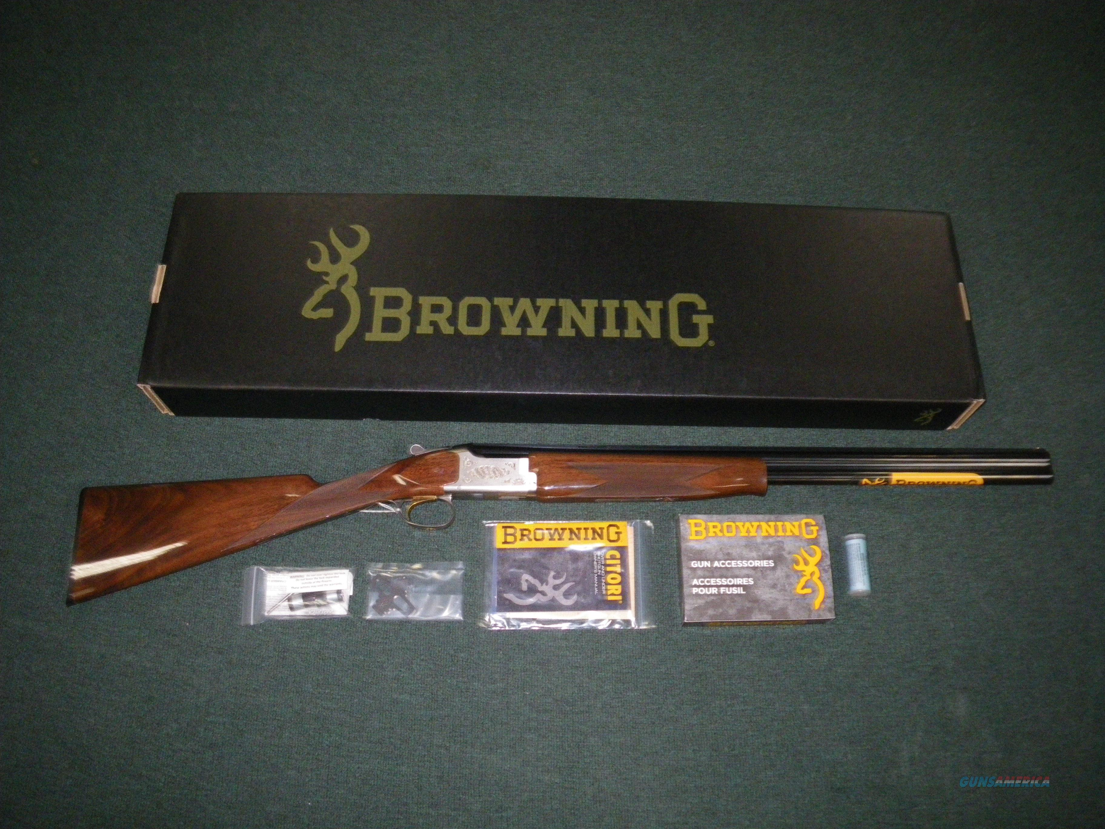 "Browning Citori Superlight Feather 12ga 26"" NEW #013055405  Guns > Shotguns > Browning Shotguns > Over Unders > Citori > Hunting"