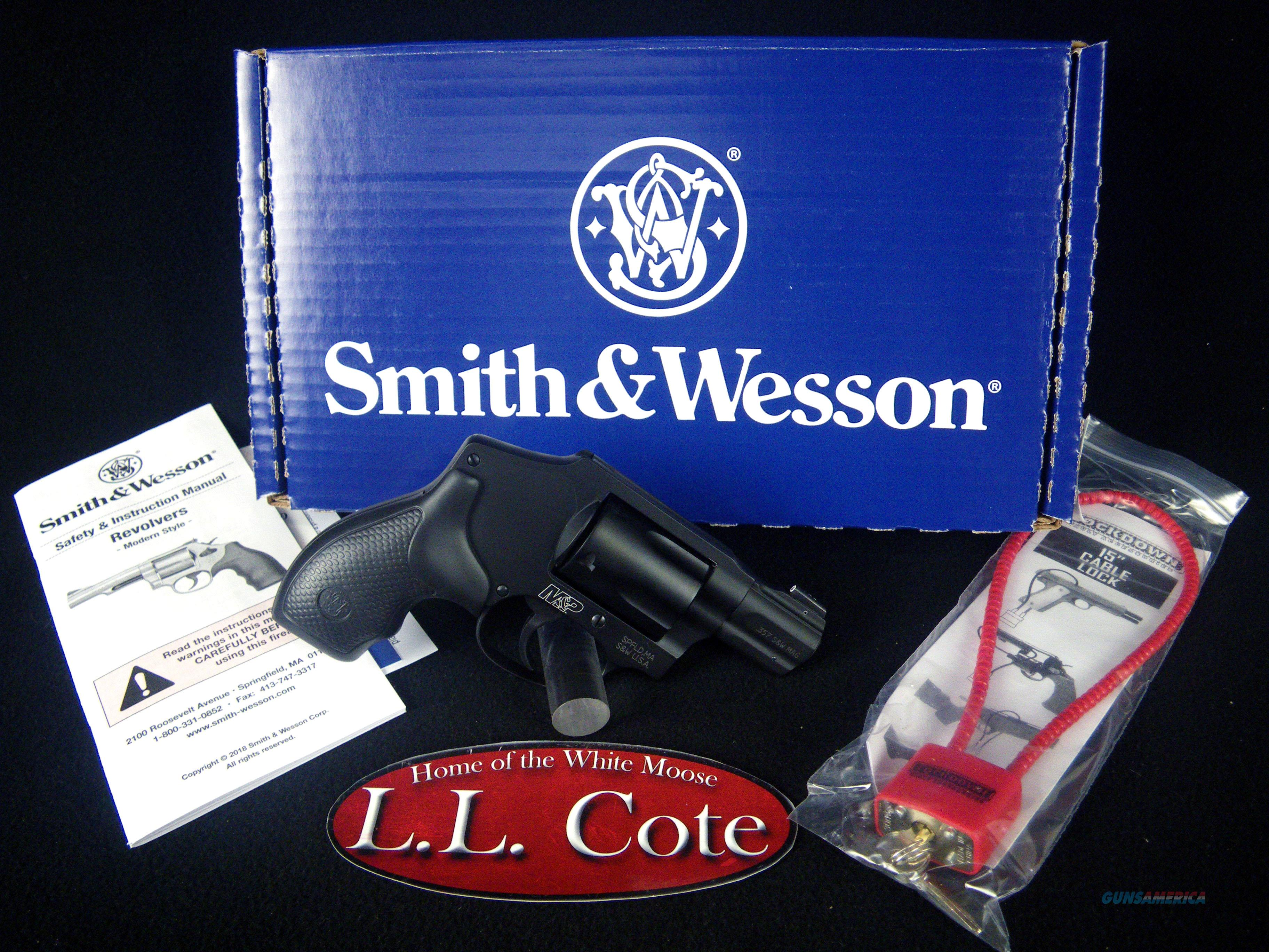"Smith & Wesson M&P 340 357mag 1.875"" NEW No Lock 103072  Guns > Pistols > Smith & Wesson Revolvers > Small Frame ( J )"