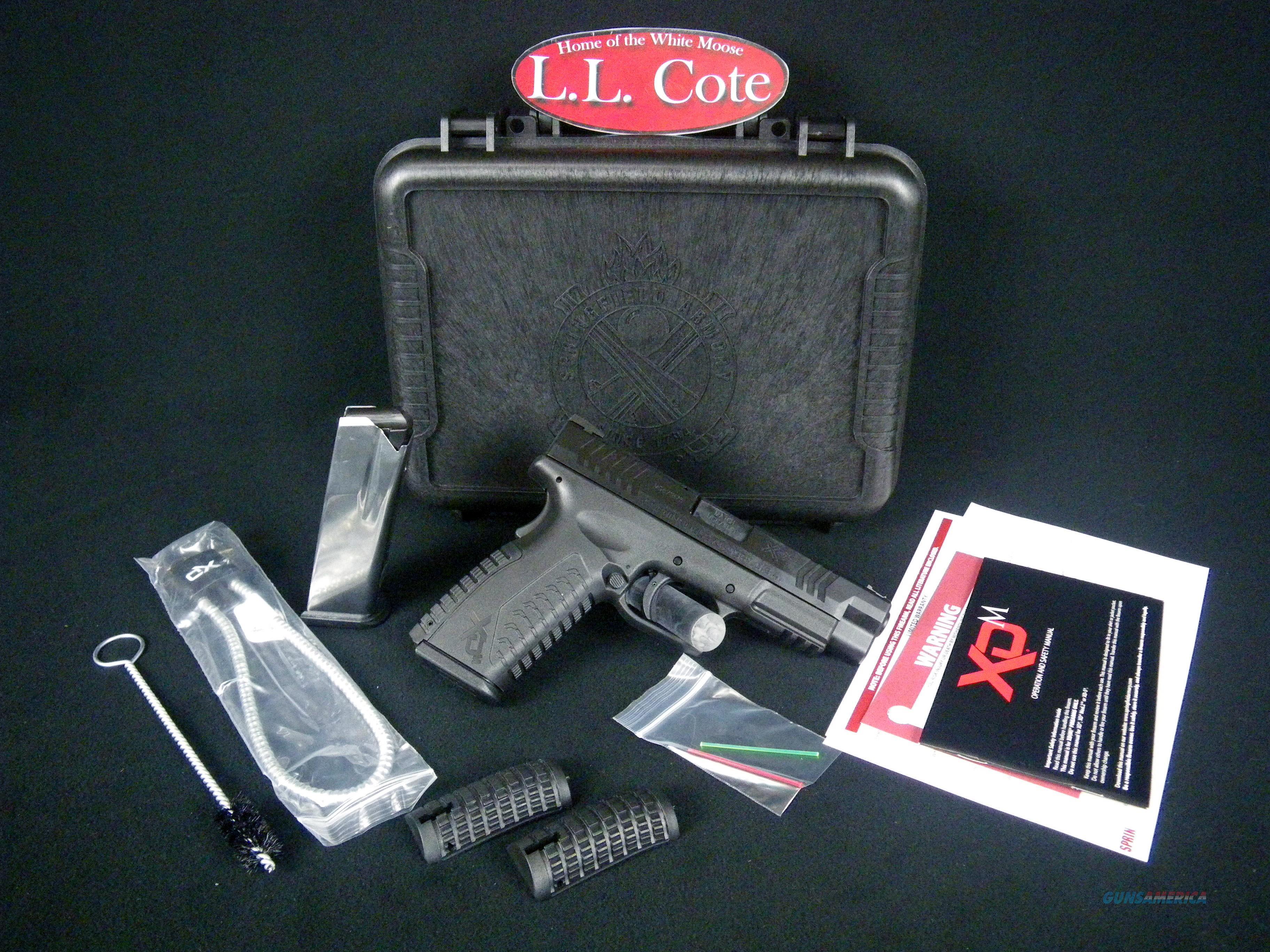 "Springfield XDM Full Size 45ACP 4.5"" Polymer NEW XDM94545BHCE  Guns > Pistols > Springfield Armory Pistols > XD-M"