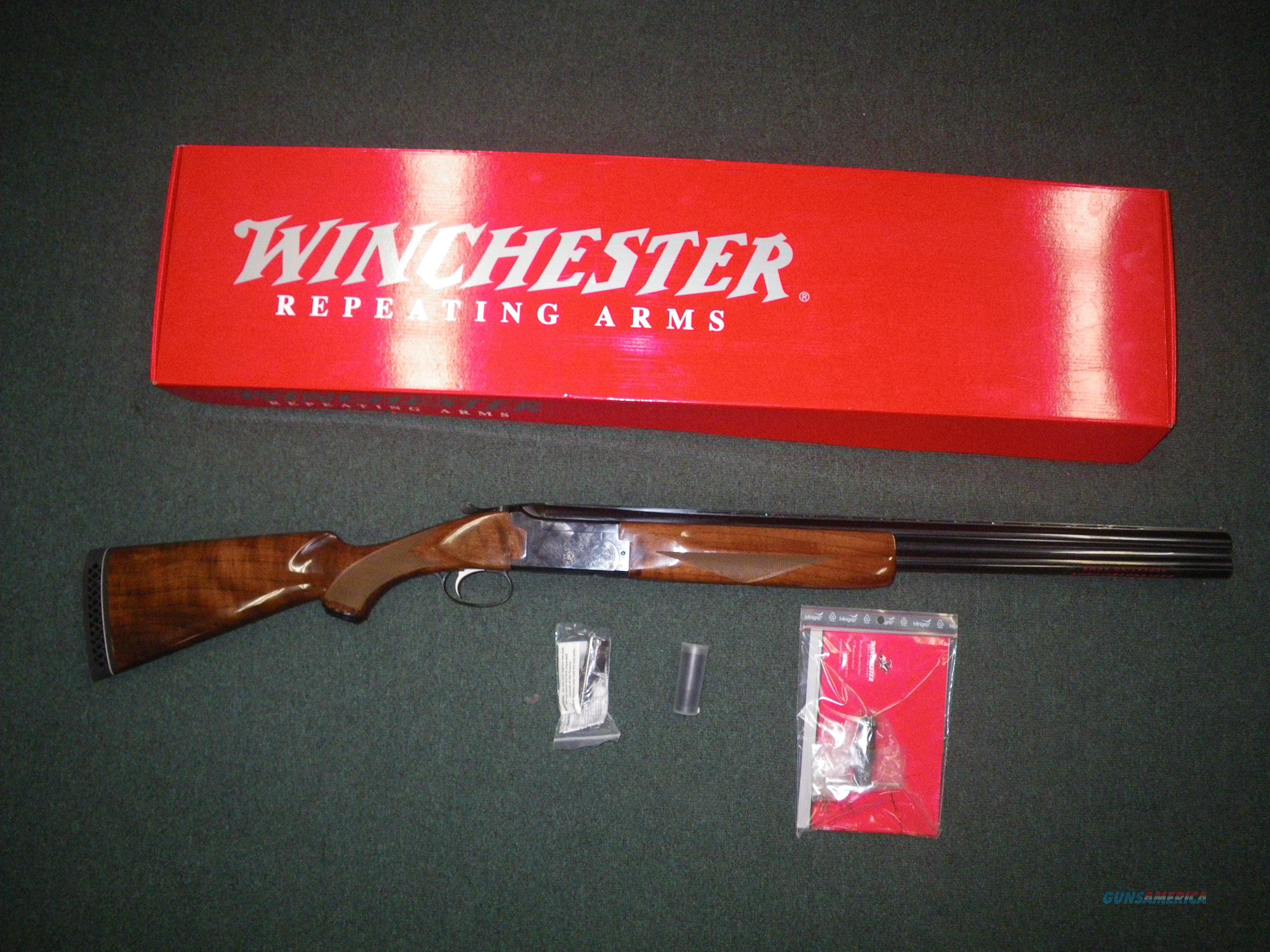 "Winchester Model 101 Field 12ga 28"" NEW 3"" Chamber 513046371  Guns > Shotguns > Winchester Shotguns - Modern > O/U > Hunting"