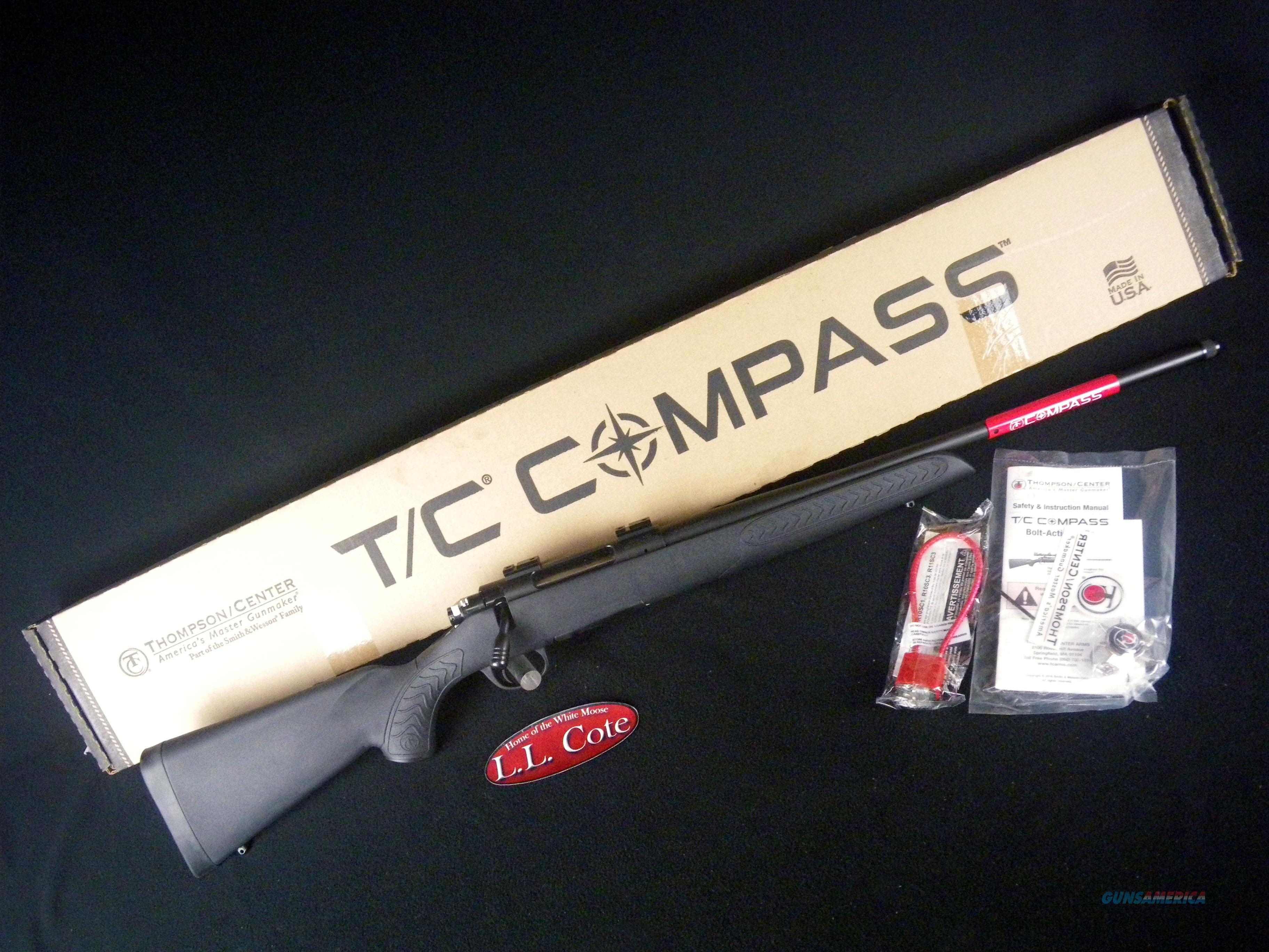 """Thompson Center Compass 223 Rem/5.56 Nato 22"""" NEW 10059  Guns > Rifles > Thompson Center Rifles > Compass"""