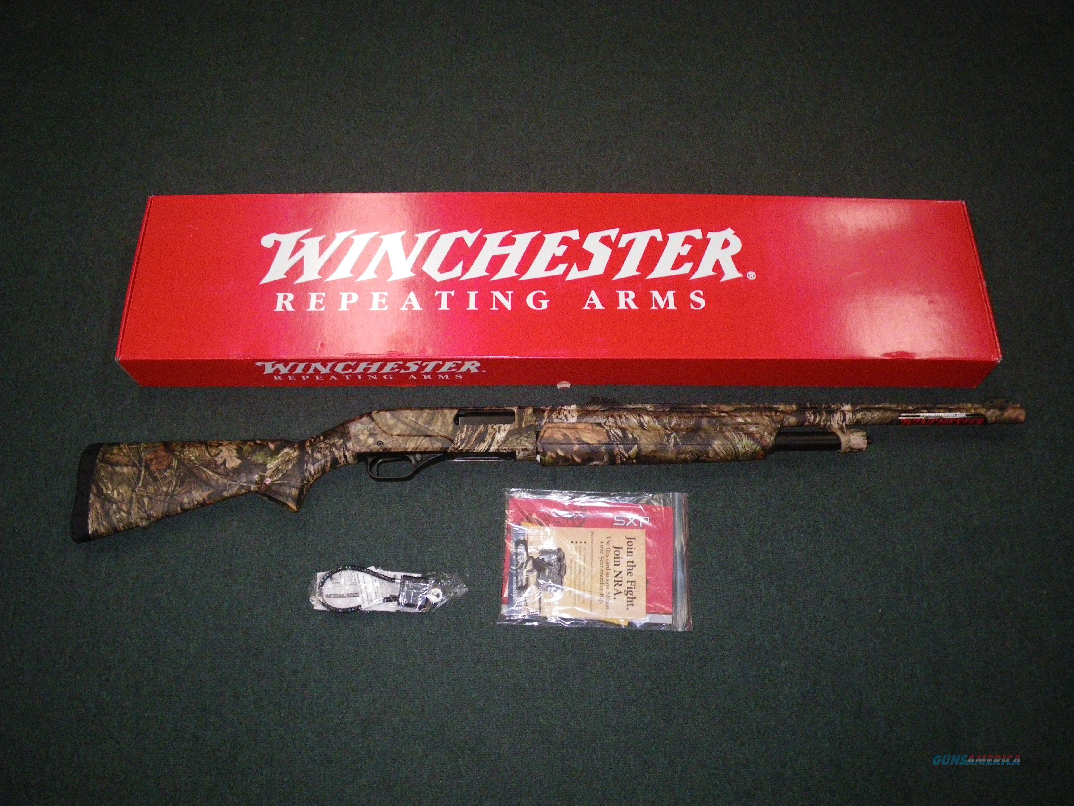 "Winchester SXP Turkey Hunter 20ga 24"" NEW 3"" Chmbr #512307690  Guns > Shotguns > Winchester Shotguns - Modern > Pump Action > Hunting"