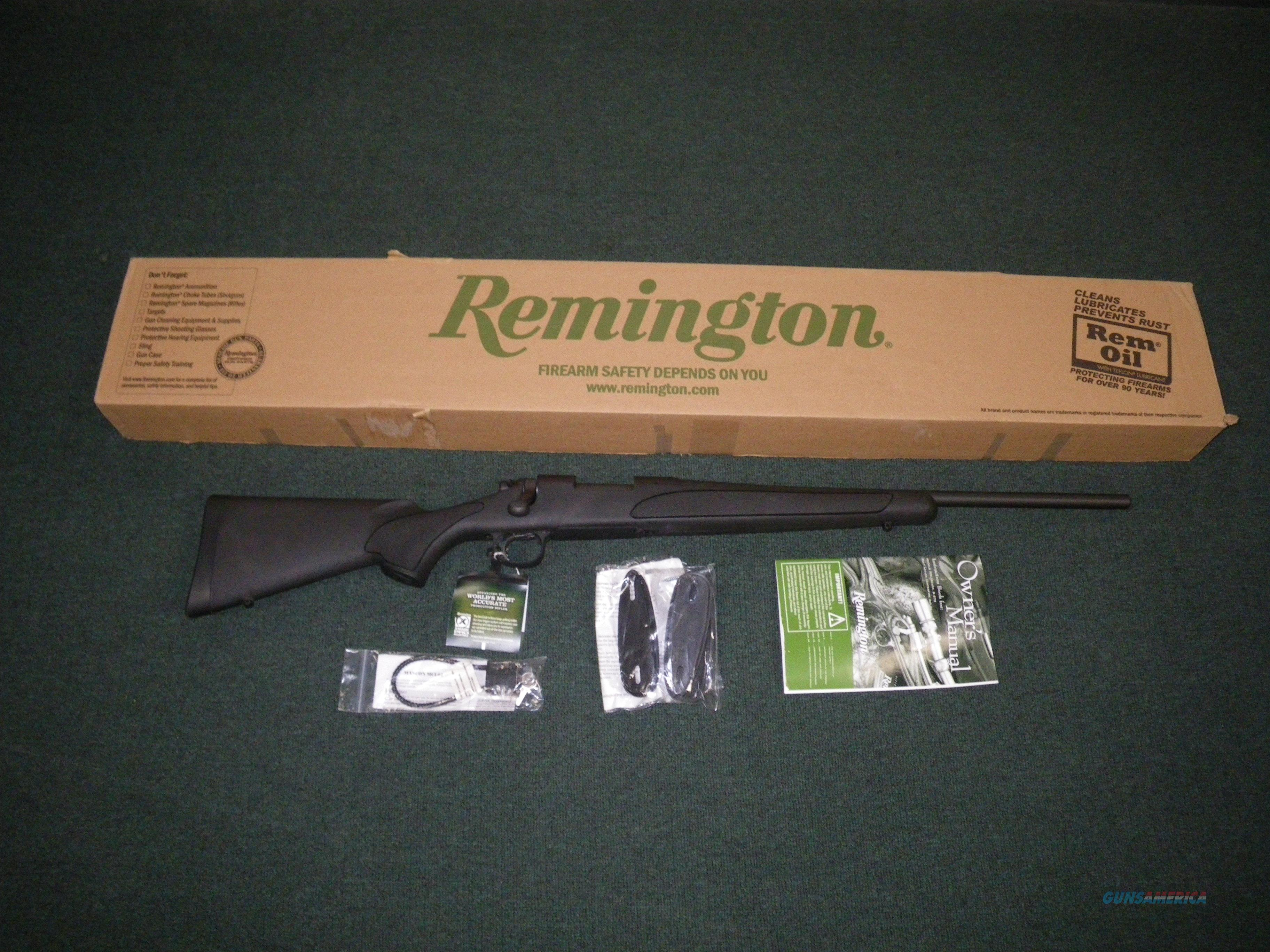 "Remington Model 700 SPS Compact 7mm-08 Rem 20"" NEW #27391  Guns > Rifles > Remington Rifles - Modern > Model 700 > Sporting"