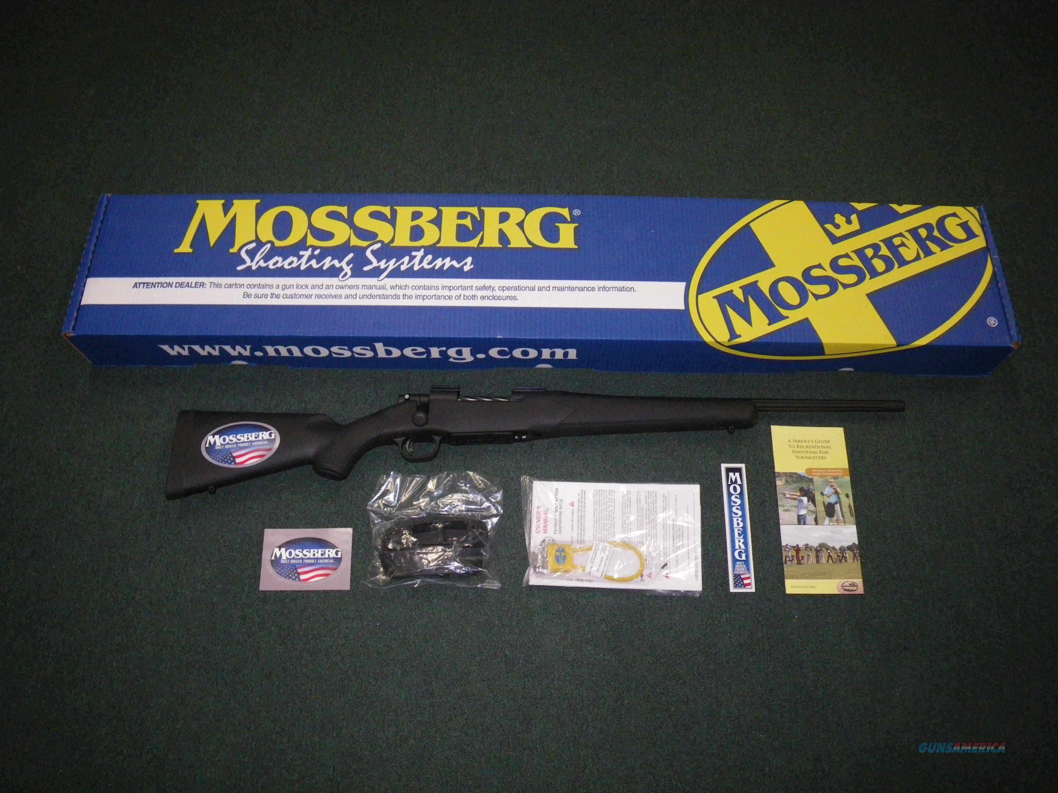 "Mossberg Patriot Youth Super Bantam 308Win 20"" NEW #27865  Guns > Rifles > Mossberg Rifles > Patriot"