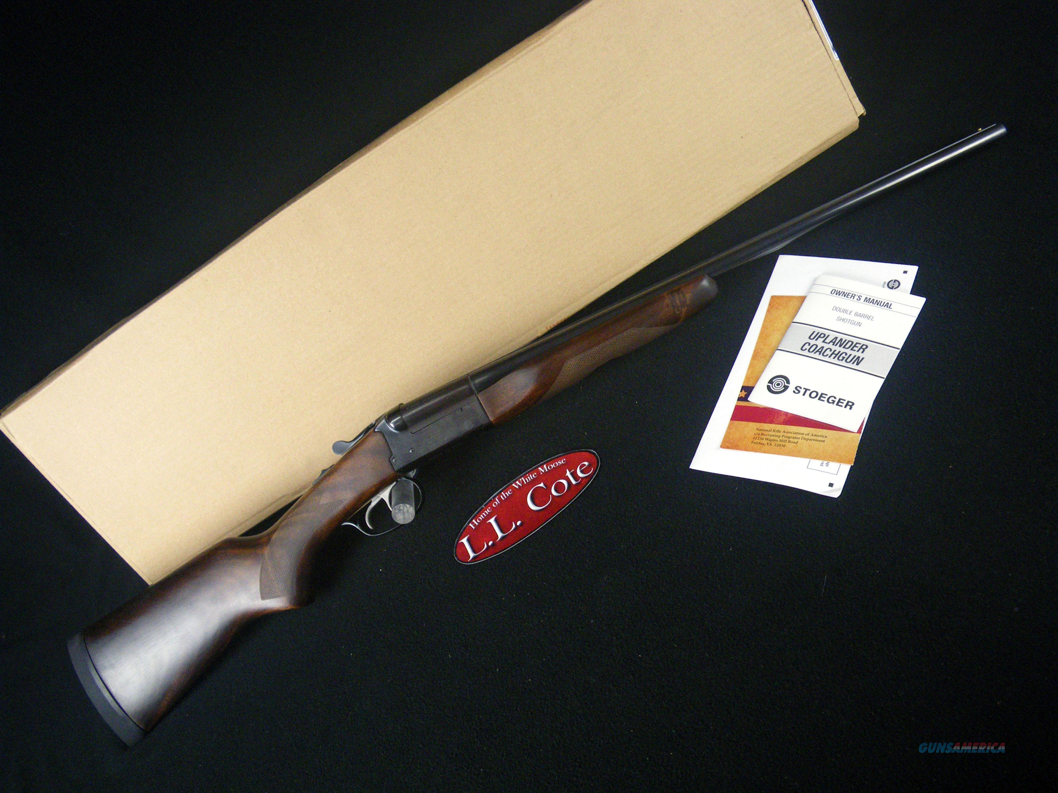 "Stoeger Uplander Youth Walnut 410Ga 22"" NEW 31135  Guns > Shotguns > Stoeger Shotguns"