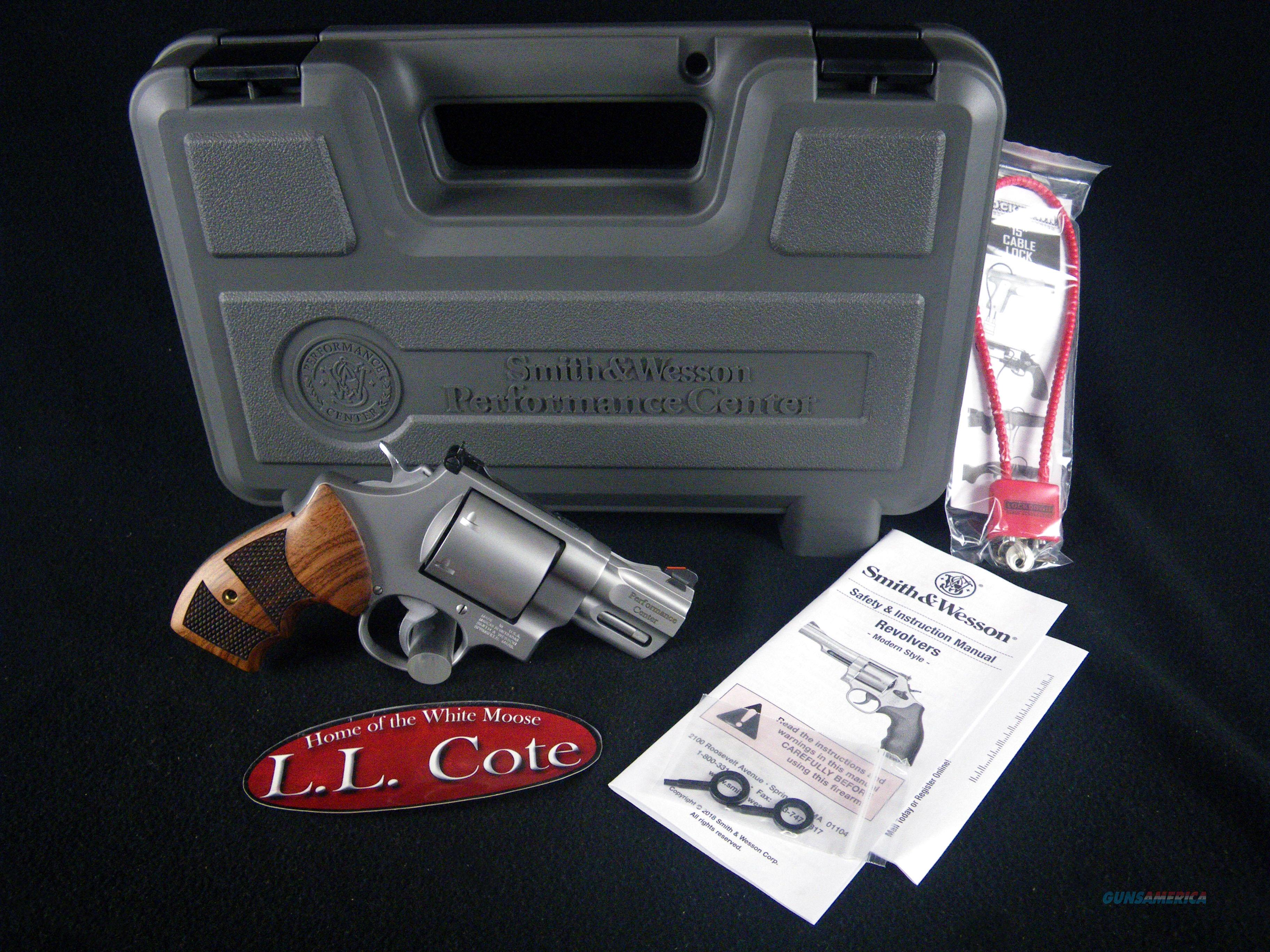 """Smith & Wesson Perf Cent 629 44Mag 2.625"""" NEW SS 170135  Guns > Pistols > Smith & Wesson Revolvers > Performance Center"""