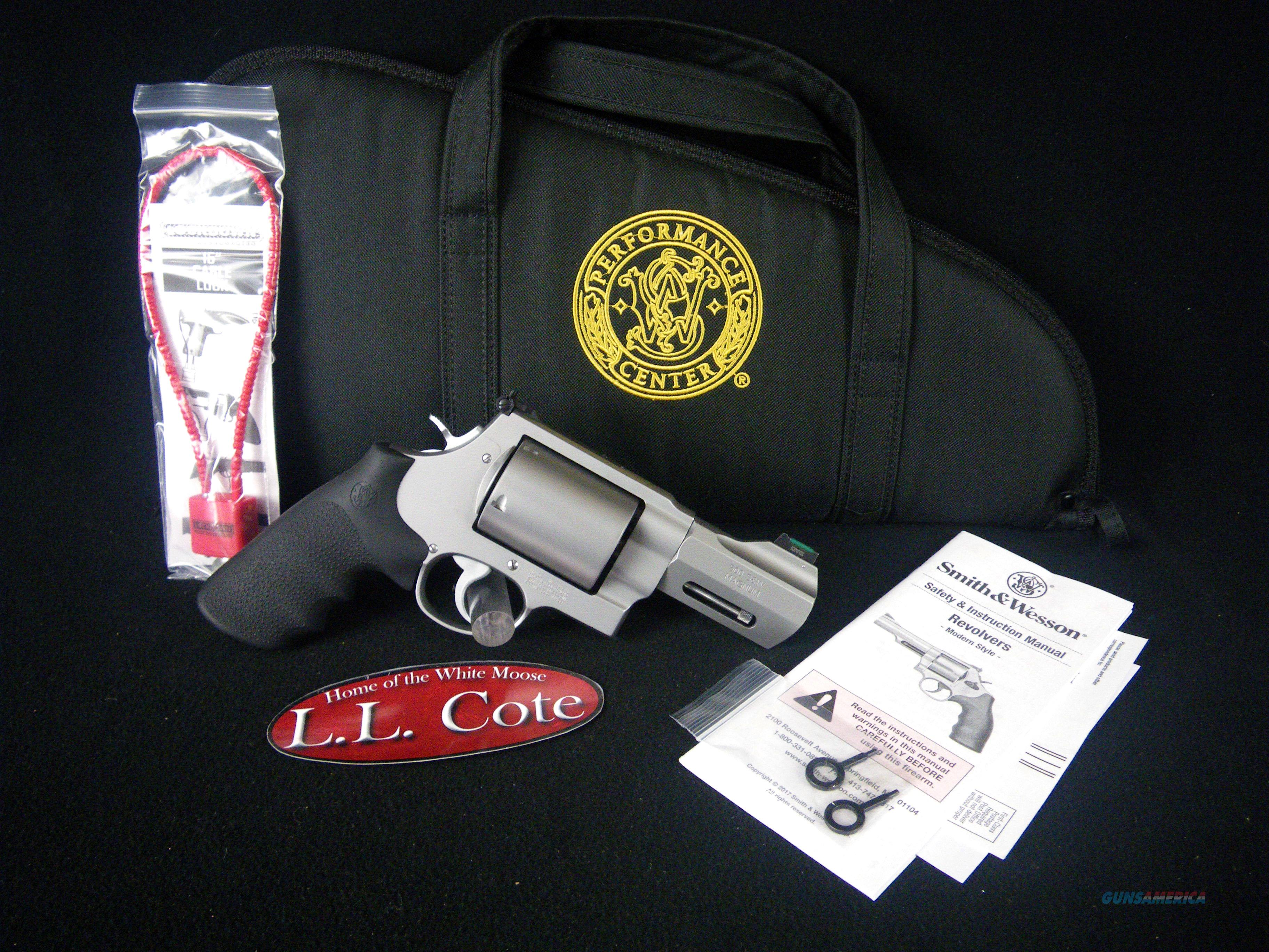 """Smith & Wesson Perf Ctr Model S&W500 3.5"""" NEW 11623  Guns > Pistols > Smith & Wesson Revolvers > Performance Center"""