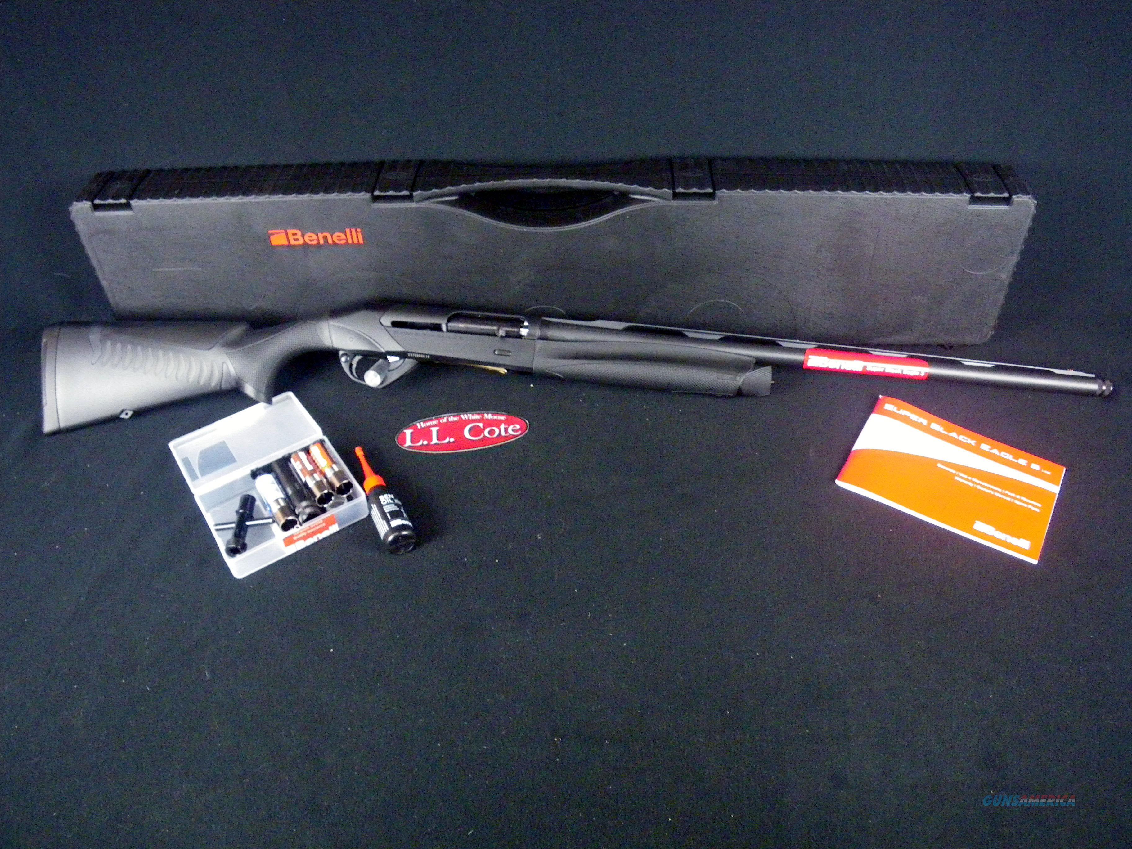 """Benelli Super Black Eagle 3 12ga 26"""" NEW 3.5"""" SBE3 10321  Guns > Shotguns > Benelli Shotguns > Sporting"""
