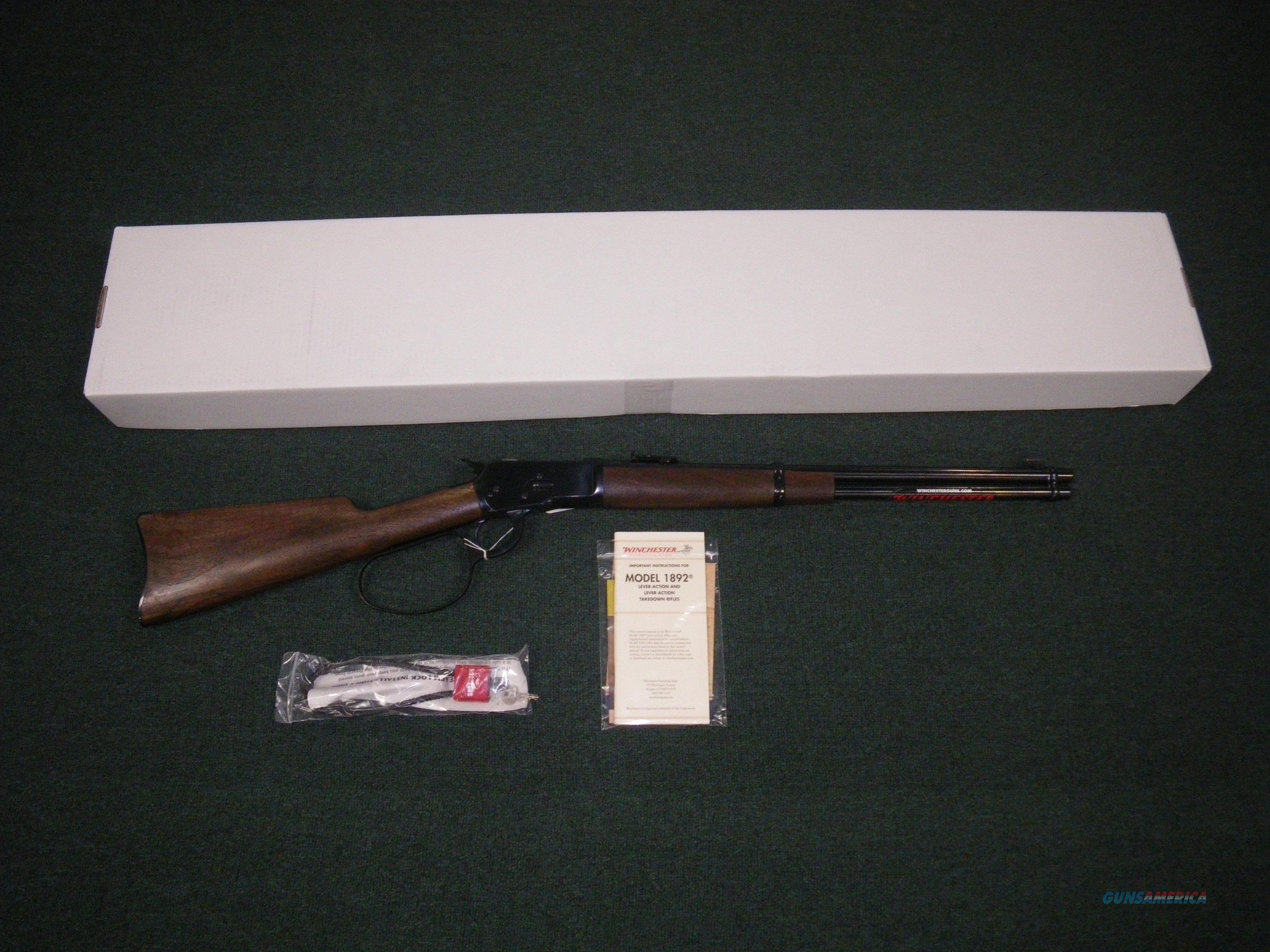 "Winchester 1892 Carbine Large Loop 44-40 20"" NIB #534190140  Guns > Rifles > Winchester Rifles - Modern Lever > Other Lever > Post-64"