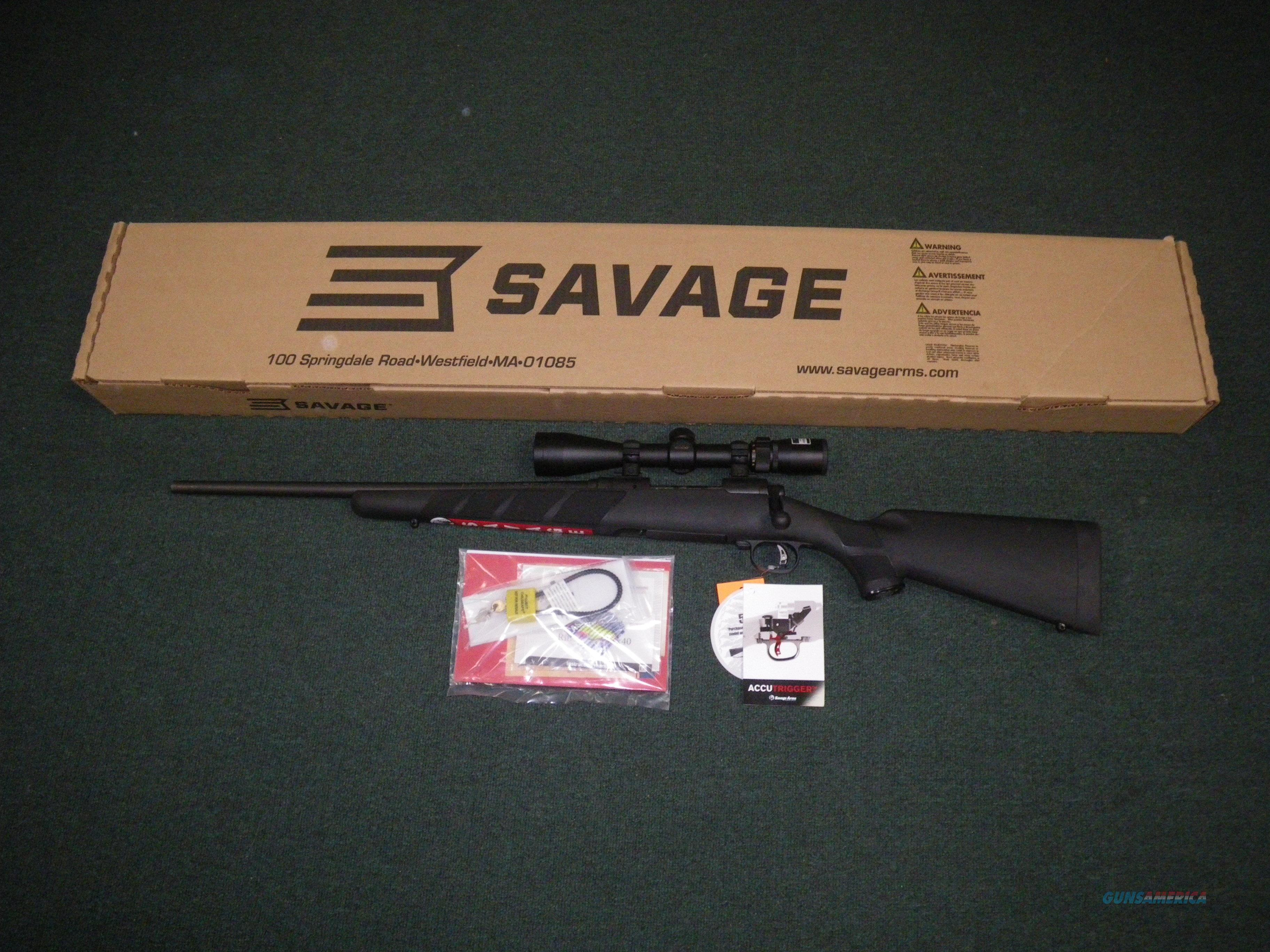 "Savage 11 Trophy Hunter XP Compact LH 7mm-08 Rem 20"" New #19712  Guns > Rifles > Savage Rifles > 11/111"