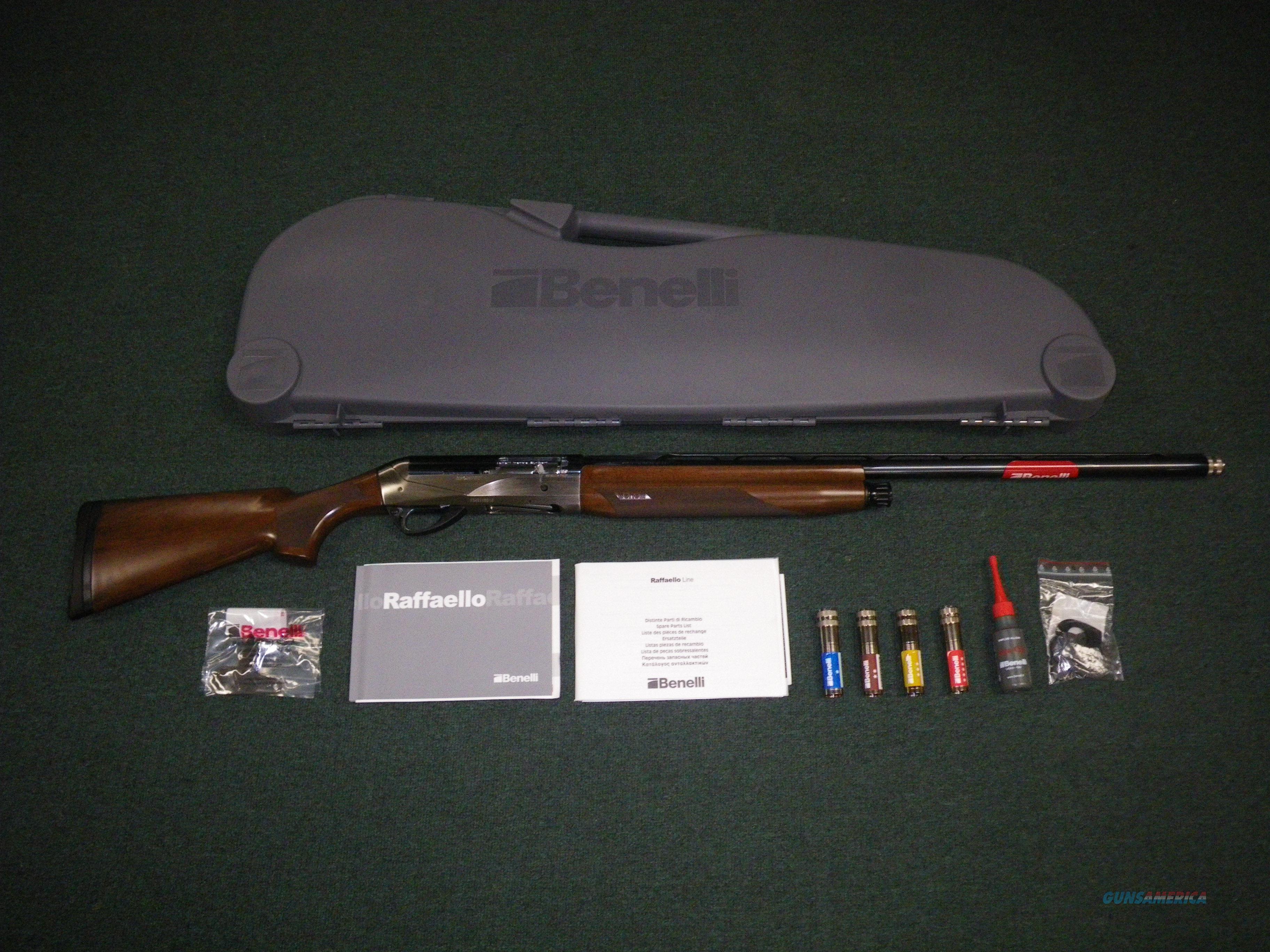 """Benelli Sport II Walnut 12ga 28"""" NEW 3"""" Chamber #10620  Guns > Shotguns > Benelli Shotguns > Sporting"""