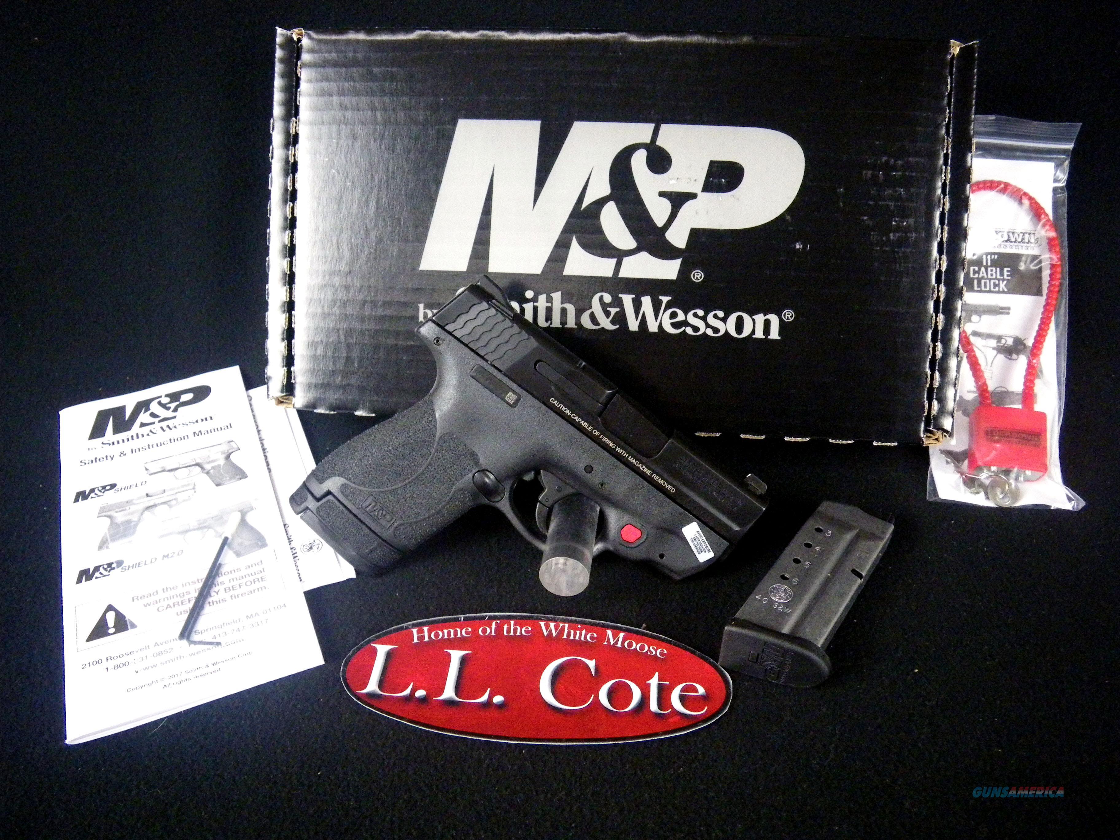 "Smith & Wesson M&P40 Shield M2.0 40S&W 3.1"" NEW 11672  Guns > Pistols > Smith & Wesson Pistols - Autos > Shield"