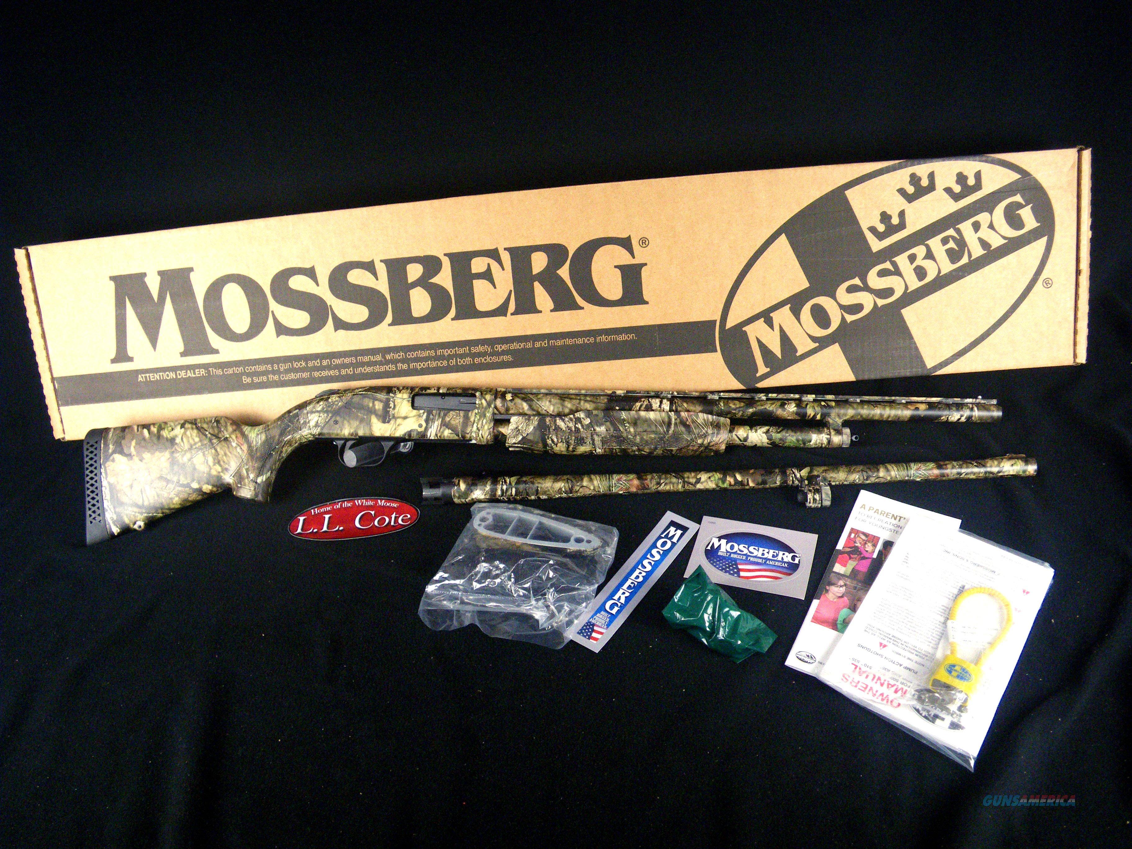 "Mossberg 500 Youth Super Bantam Combo 20ga 22""/24"" NEW 54215  Guns > Shotguns > Mossberg Shotguns > Pump > Sporting"